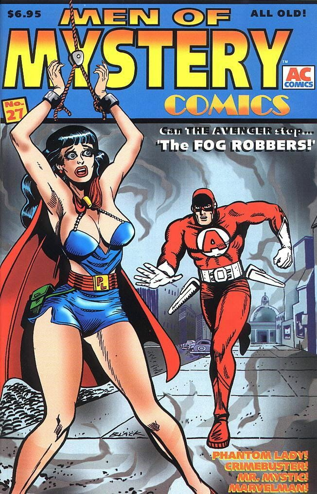 Read online Men of Mystery Comics comic -  Issue #27 - 1