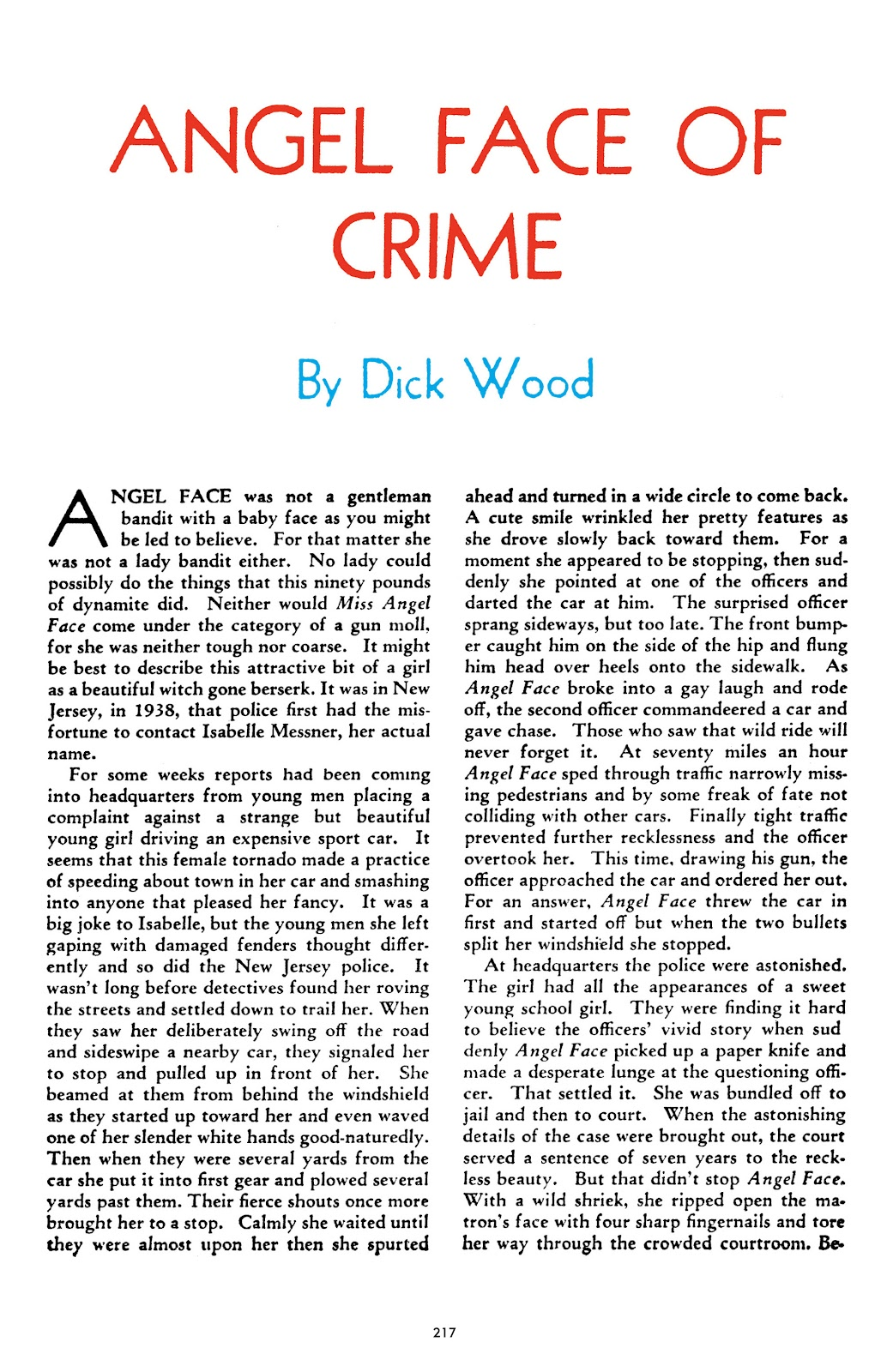 Read online Crime Does Not Pay Archives comic -  Issue # TPB 3 (Part 3) - 17