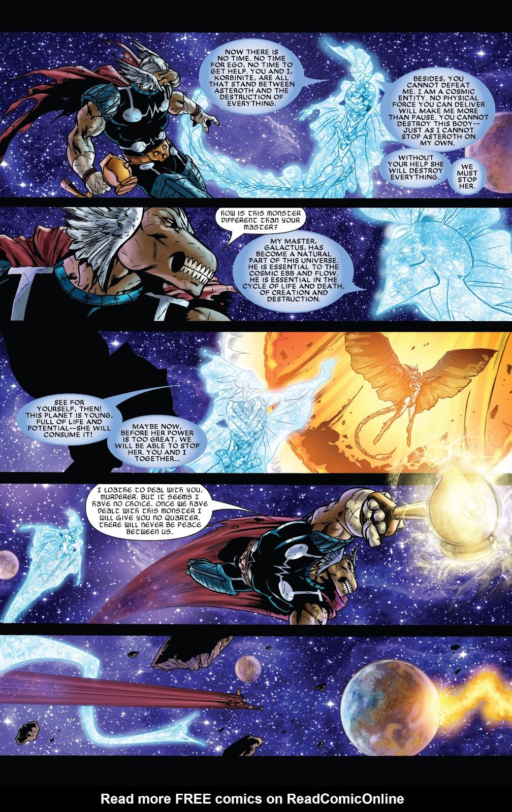 Read online Thor: Ragnaroks comic -  Issue # TPB (Part 4) - 38
