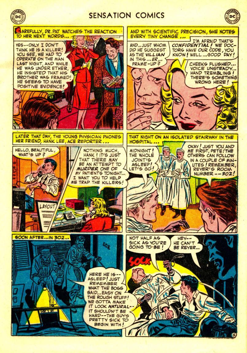 Read online Sensation (Mystery) Comics comic -  Issue #106 - 17