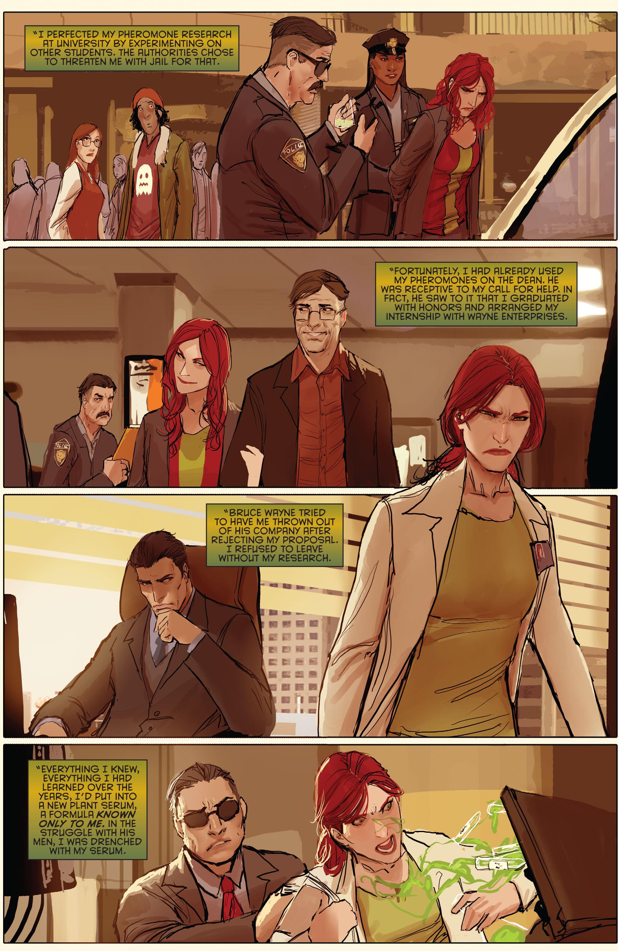 Read online Secret Origins (2014) comic -  Issue #10 - 34