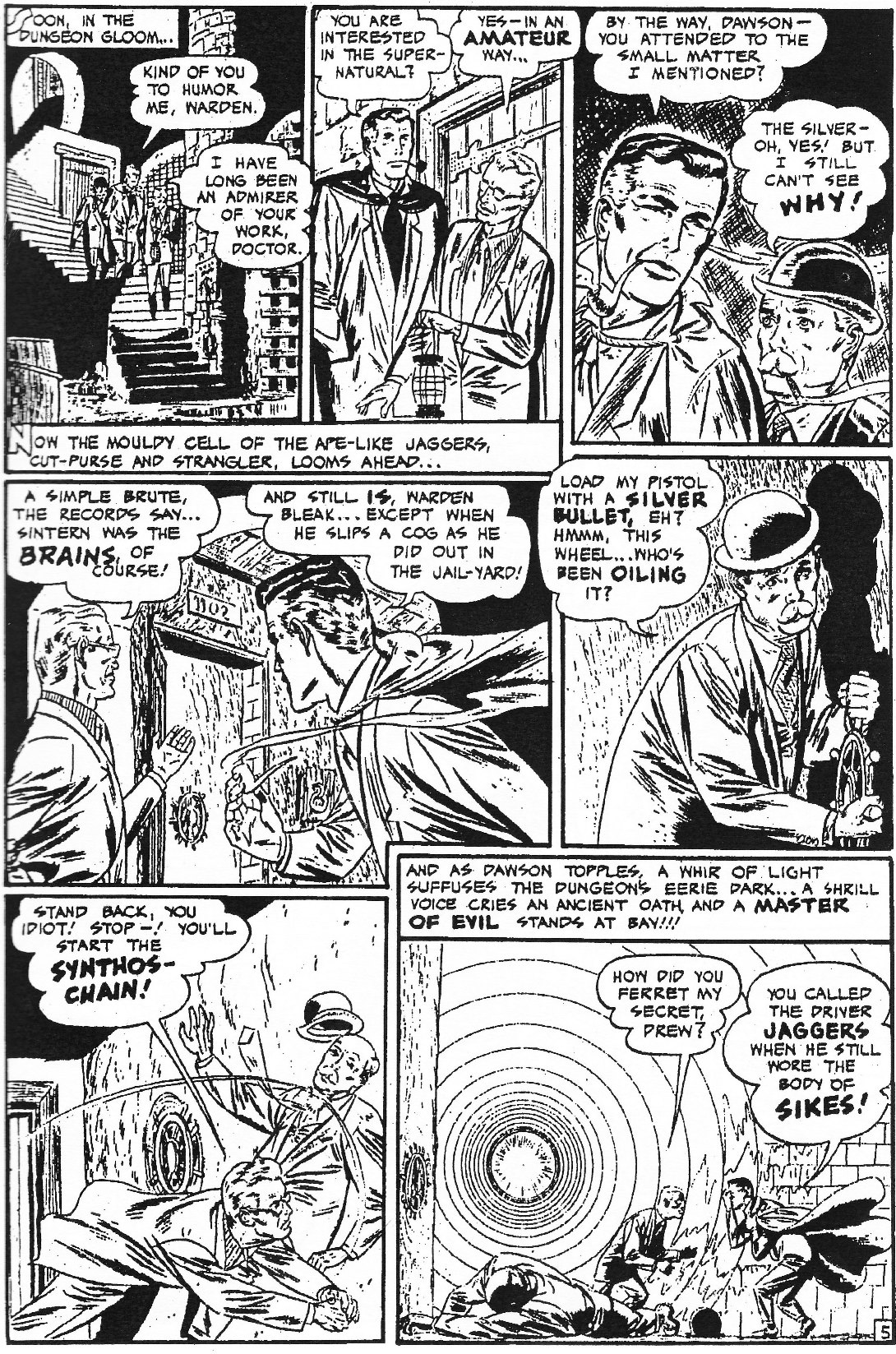 Read online Men of Mystery Comics comic -  Issue #70 - 47