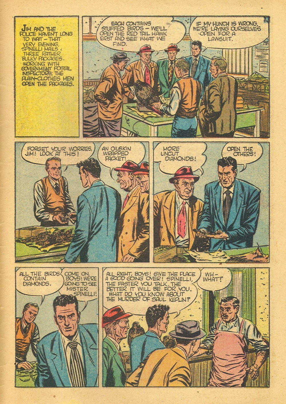 Dick Tracy Monthly issue 10 - Page 33