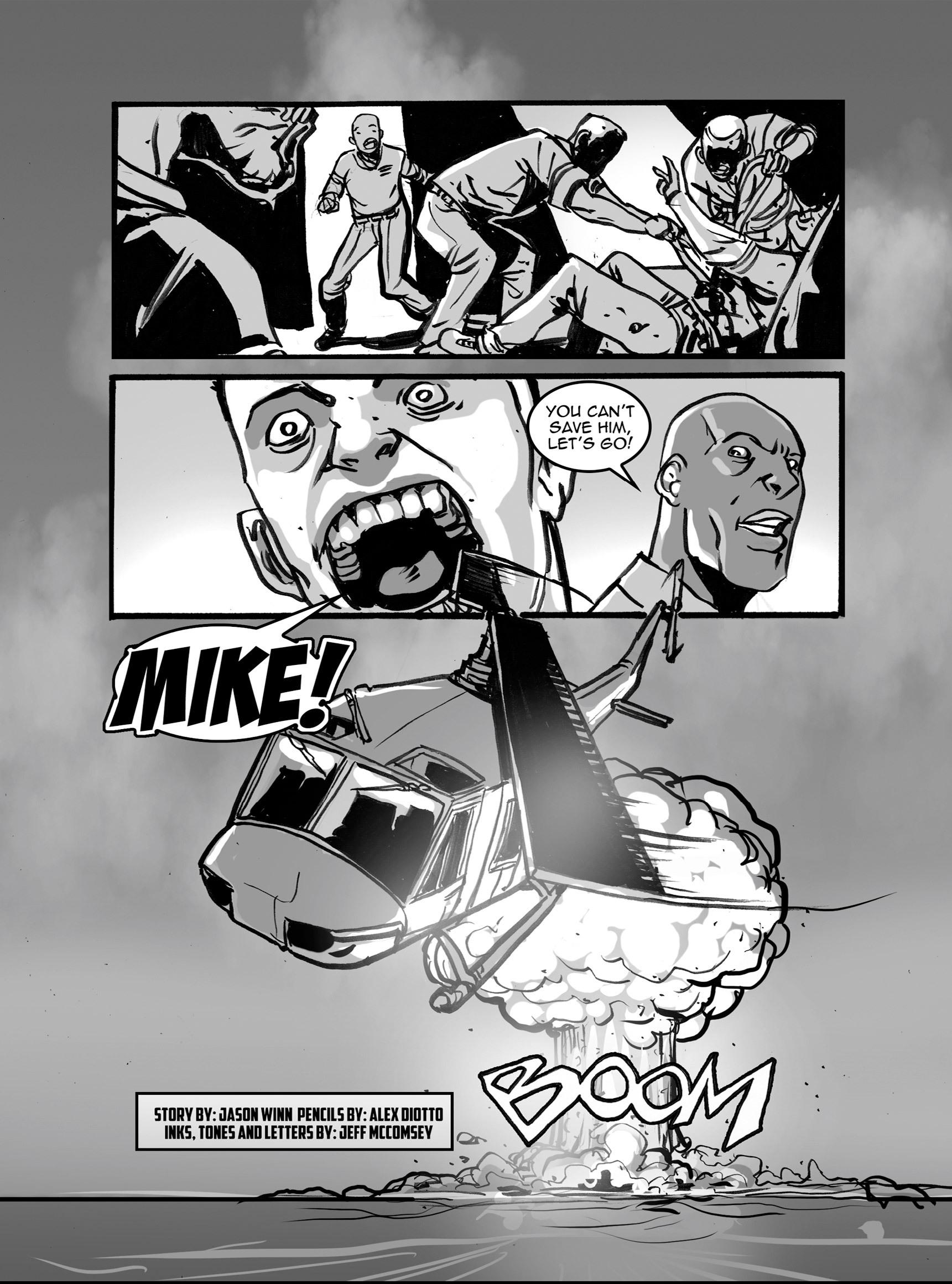 Read online FUBAR comic -  Issue #3 - 330