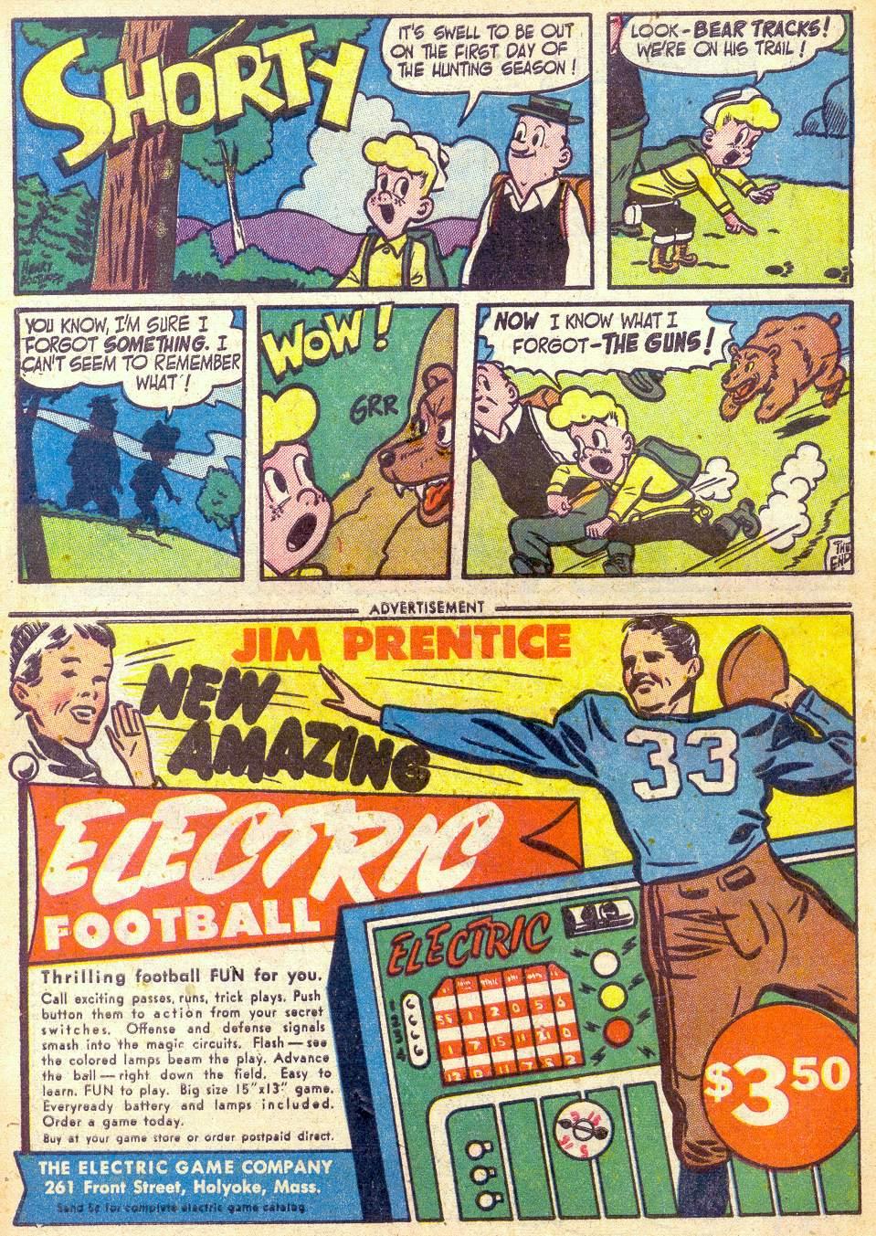 Read online Adventure Comics (1938) comic -  Issue #172 - 42