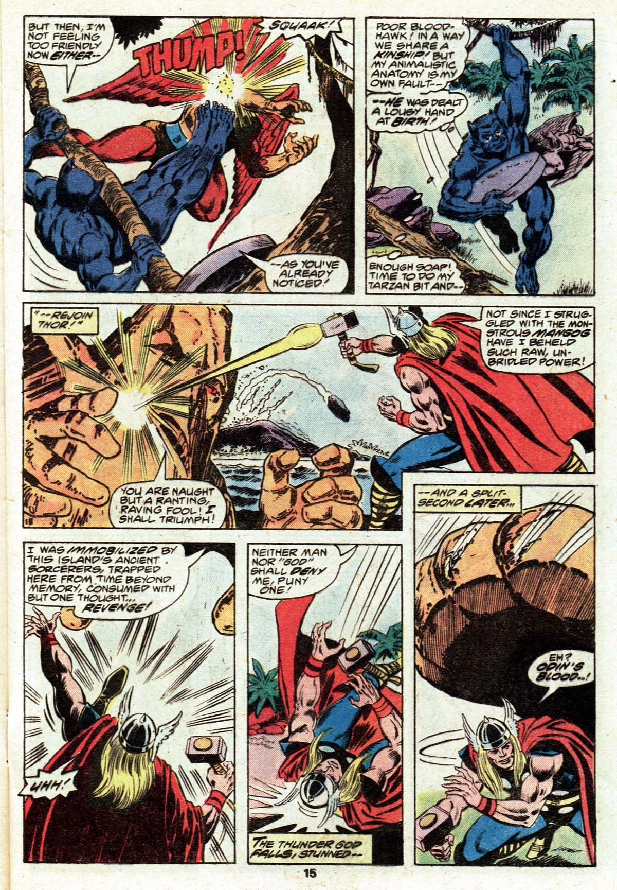 The Avengers (1963) 180 Page 9