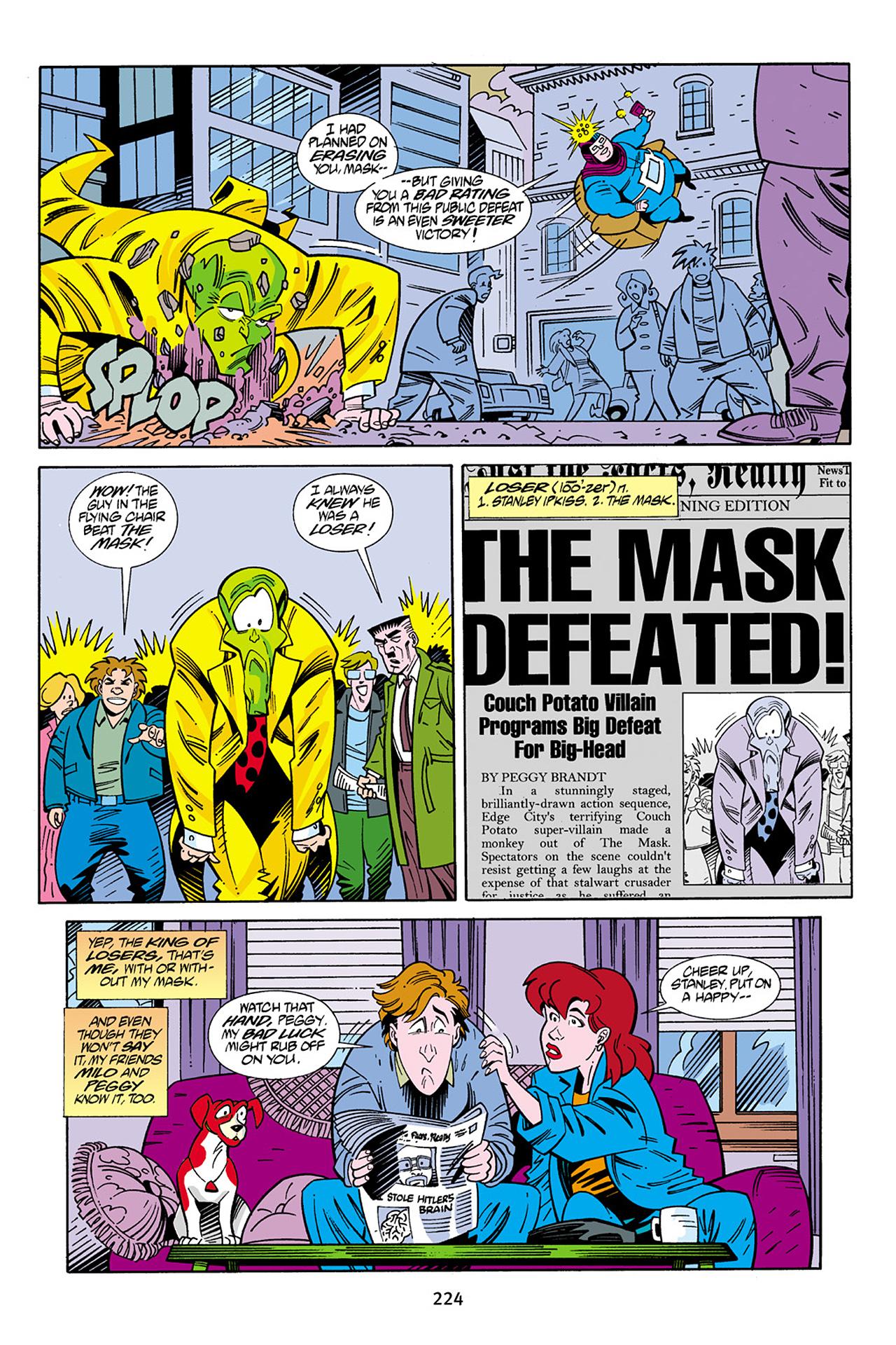 Read online Adventures Of The Mask Omnibus comic -  Issue #Adventures Of The Mask Omnibus Full - 223