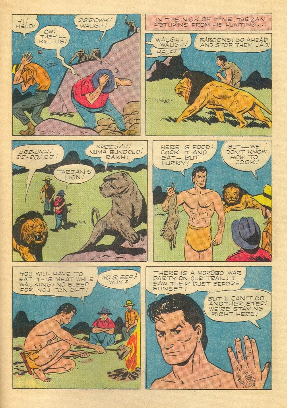 Tarzan (1948) issue 75 - Page 25