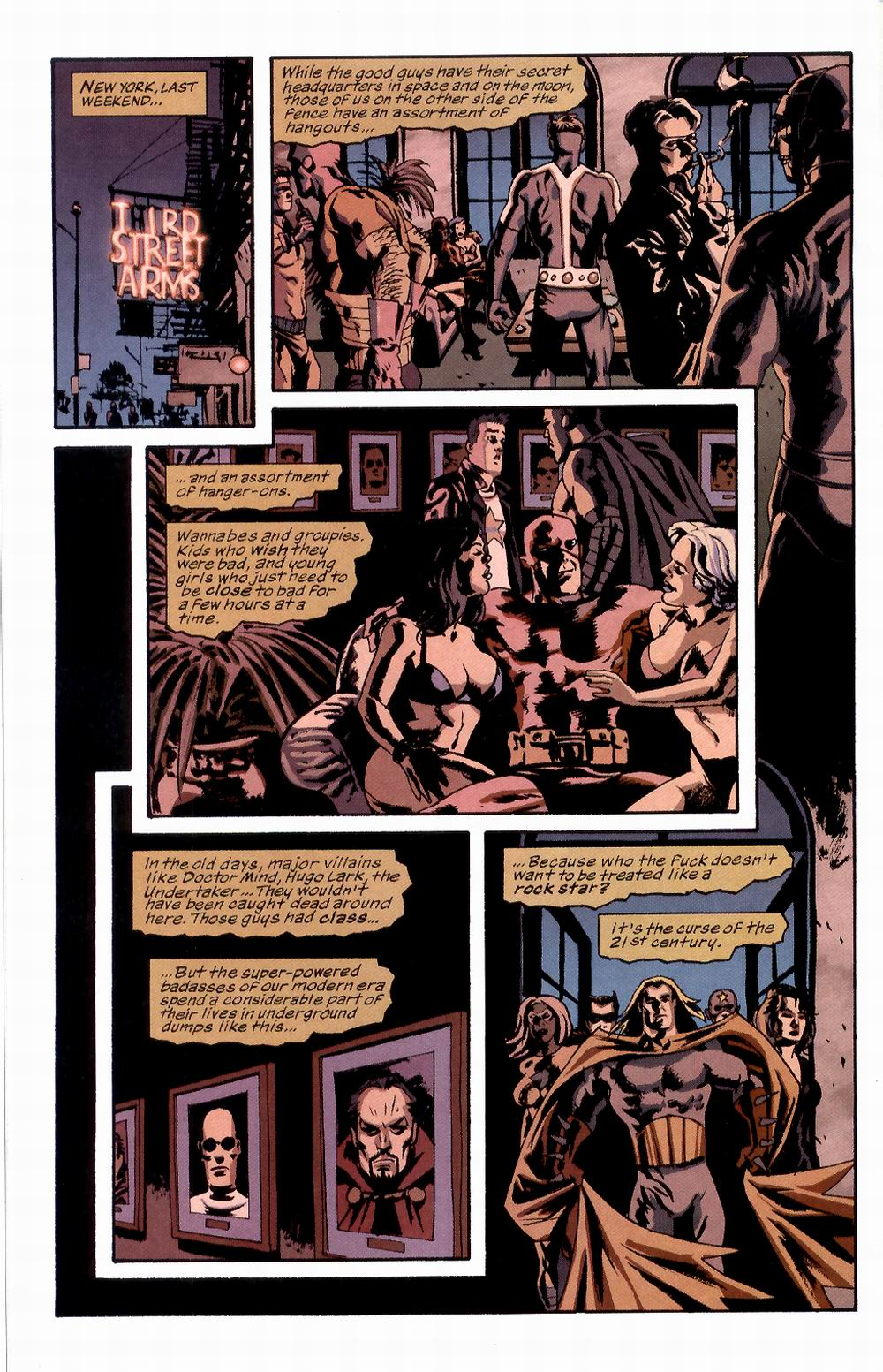 Read online Sleeper comic -  Issue #2 - 9