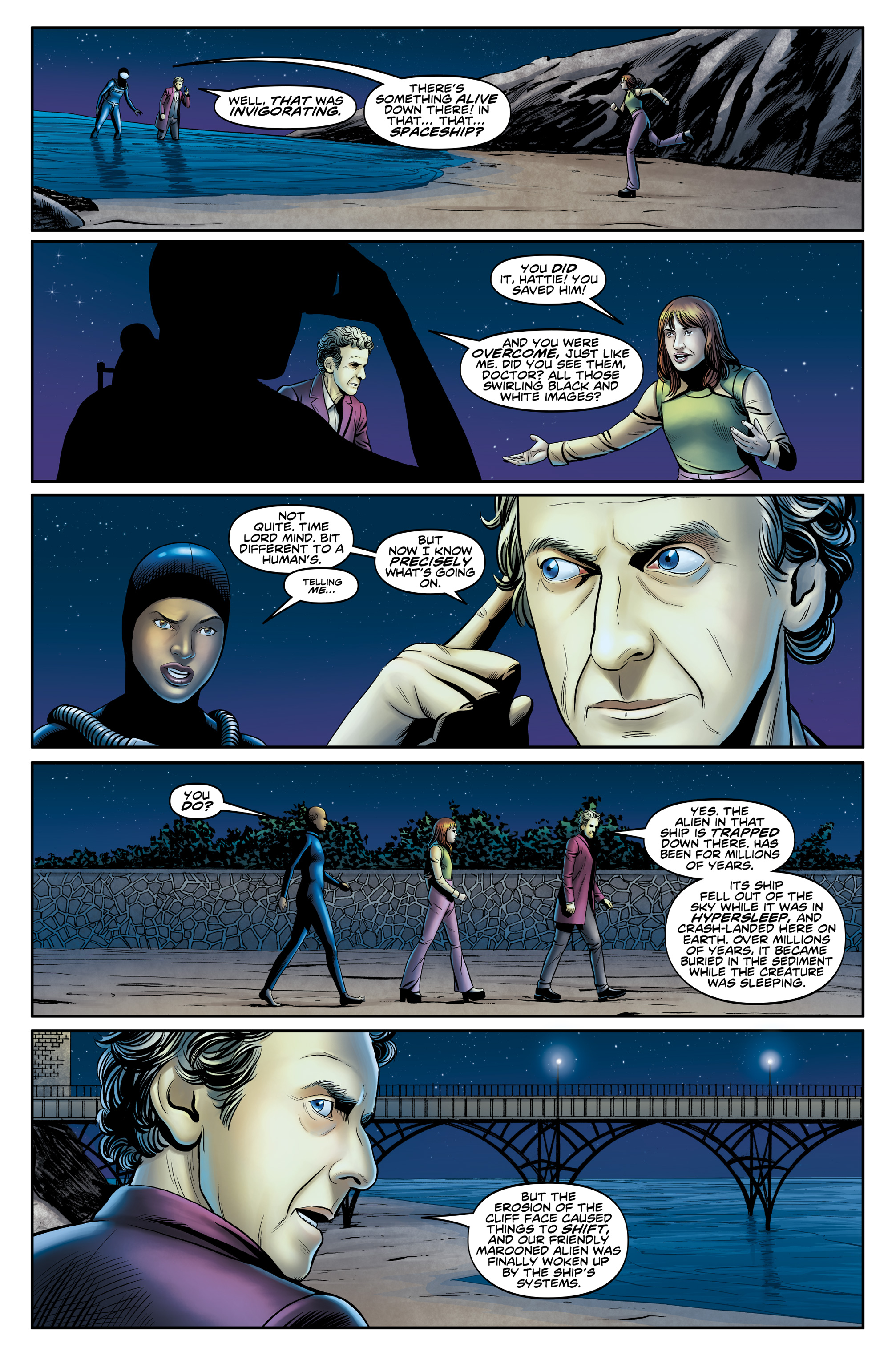 Read online Doctor Who: The Twelfth Doctor Year Three comic -  Issue #4 - 14