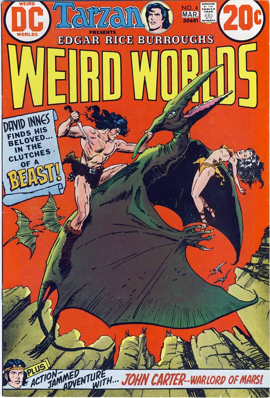 Weird Worlds (1972) 4 Page 1