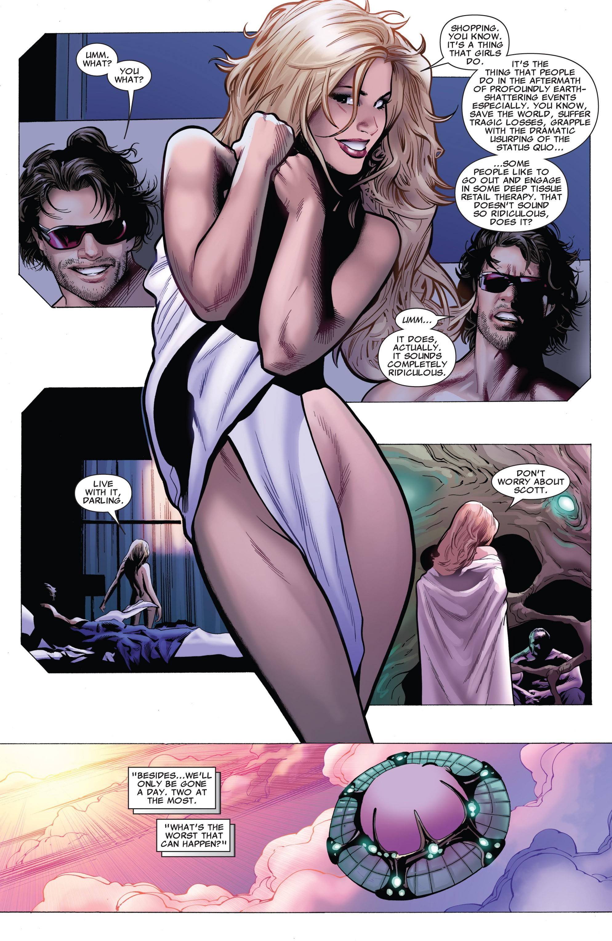 Read online Uncanny X-Men (1963) comic -  Issue #530 - 5