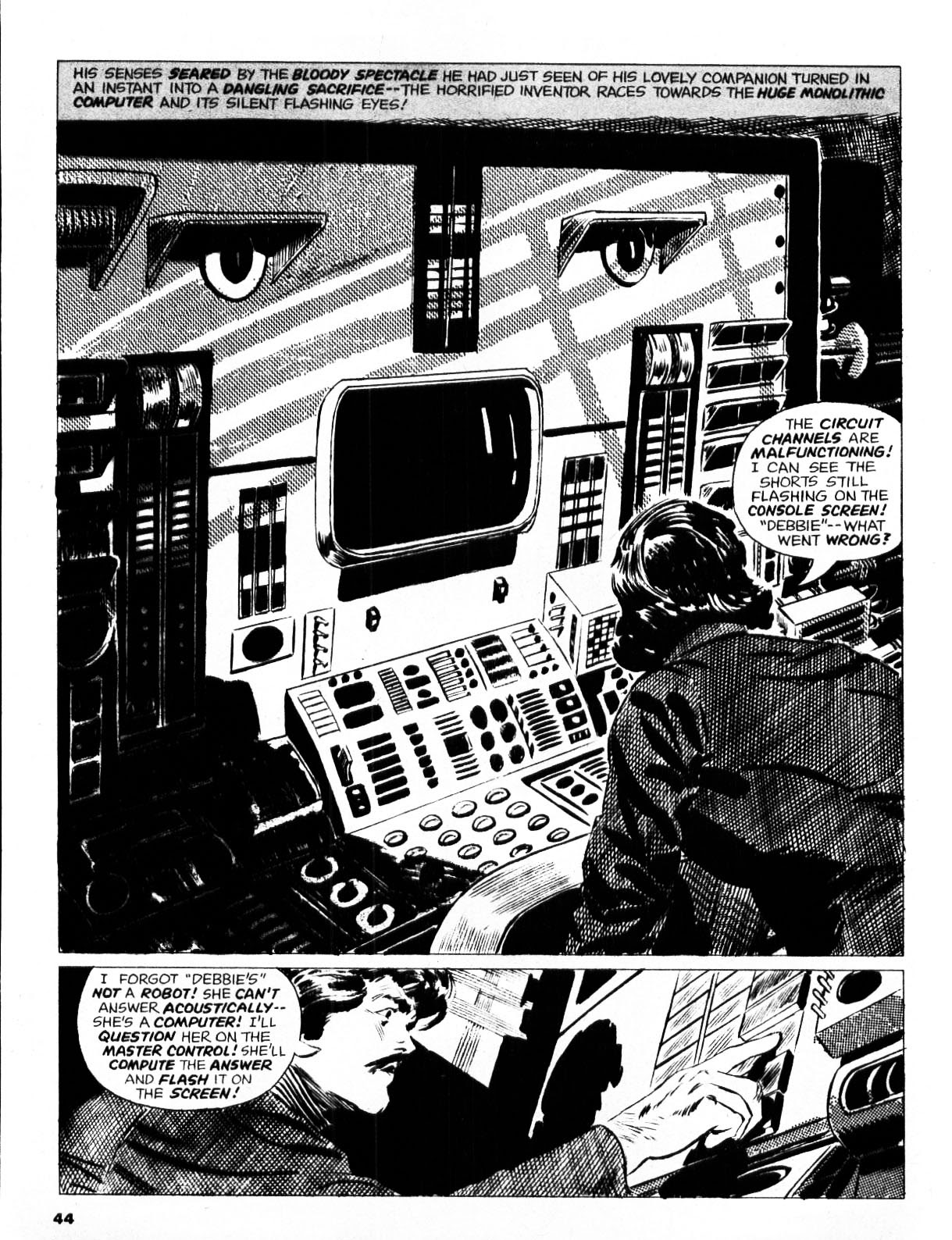 Nightmare (1970) issue 21 - Page 43