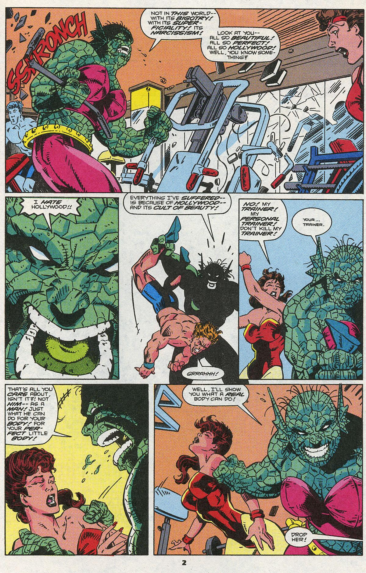 Read online Wonder Man (1991) comic -  Issue #3 - 3