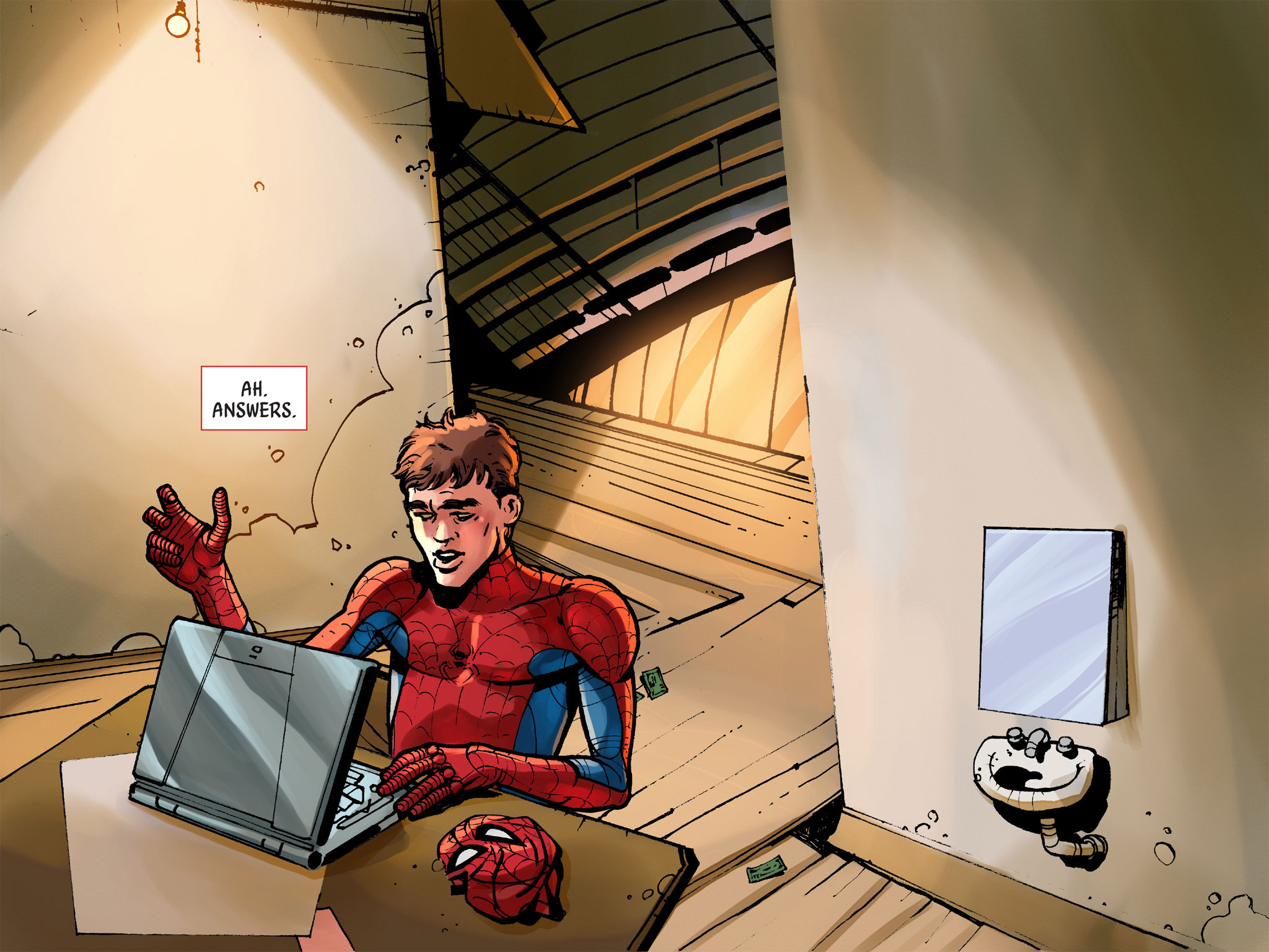 Read online Amazing Spider-Man: Who Am I? comic -  Issue # Full (Part 1) - 88