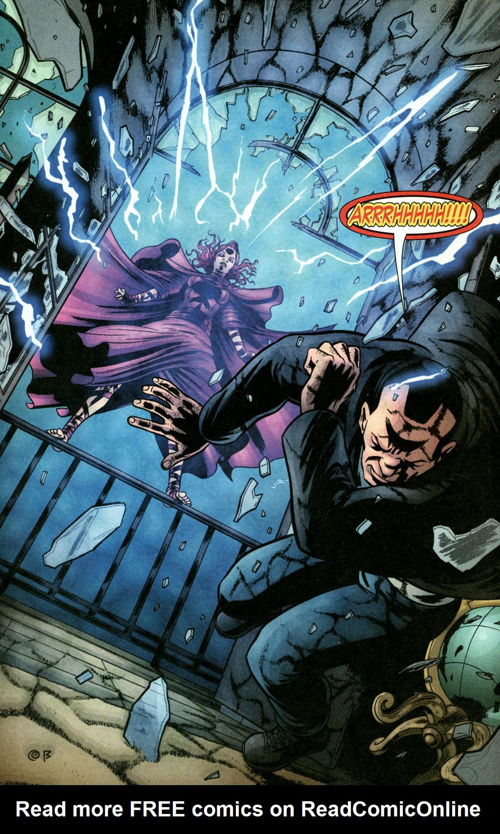 Read online Fallen Angel (2003) comic -  Issue #16 - 16