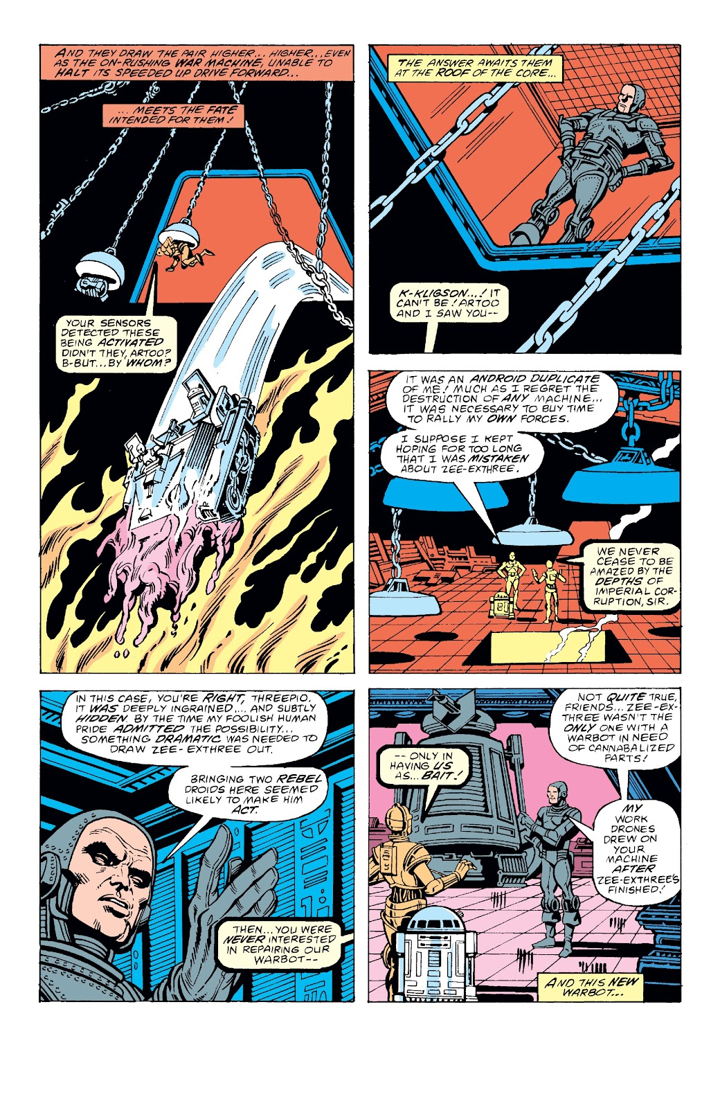 Read online Star Wars Legends: The Original Marvel Years - Epic Collection comic -  Issue # TPB 3 (Part 2) - 78