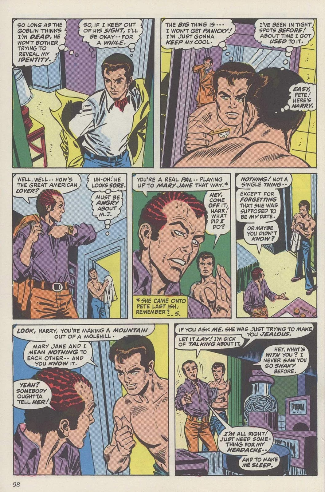 The Amazing Spider-Man (1979) issue TPB - Page 100