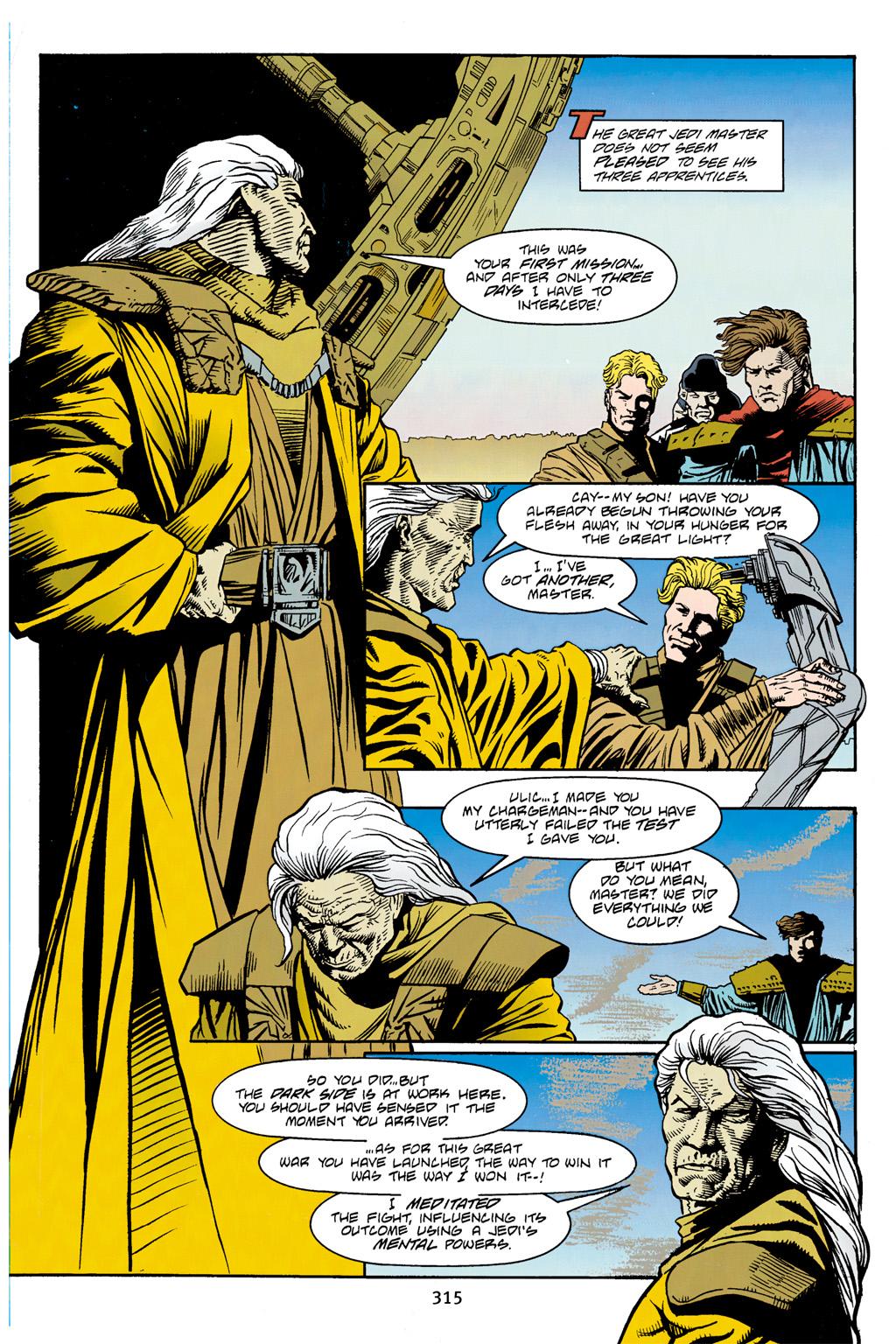 Read online Star Wars Omnibus comic -  Issue # Vol. 4 - 304