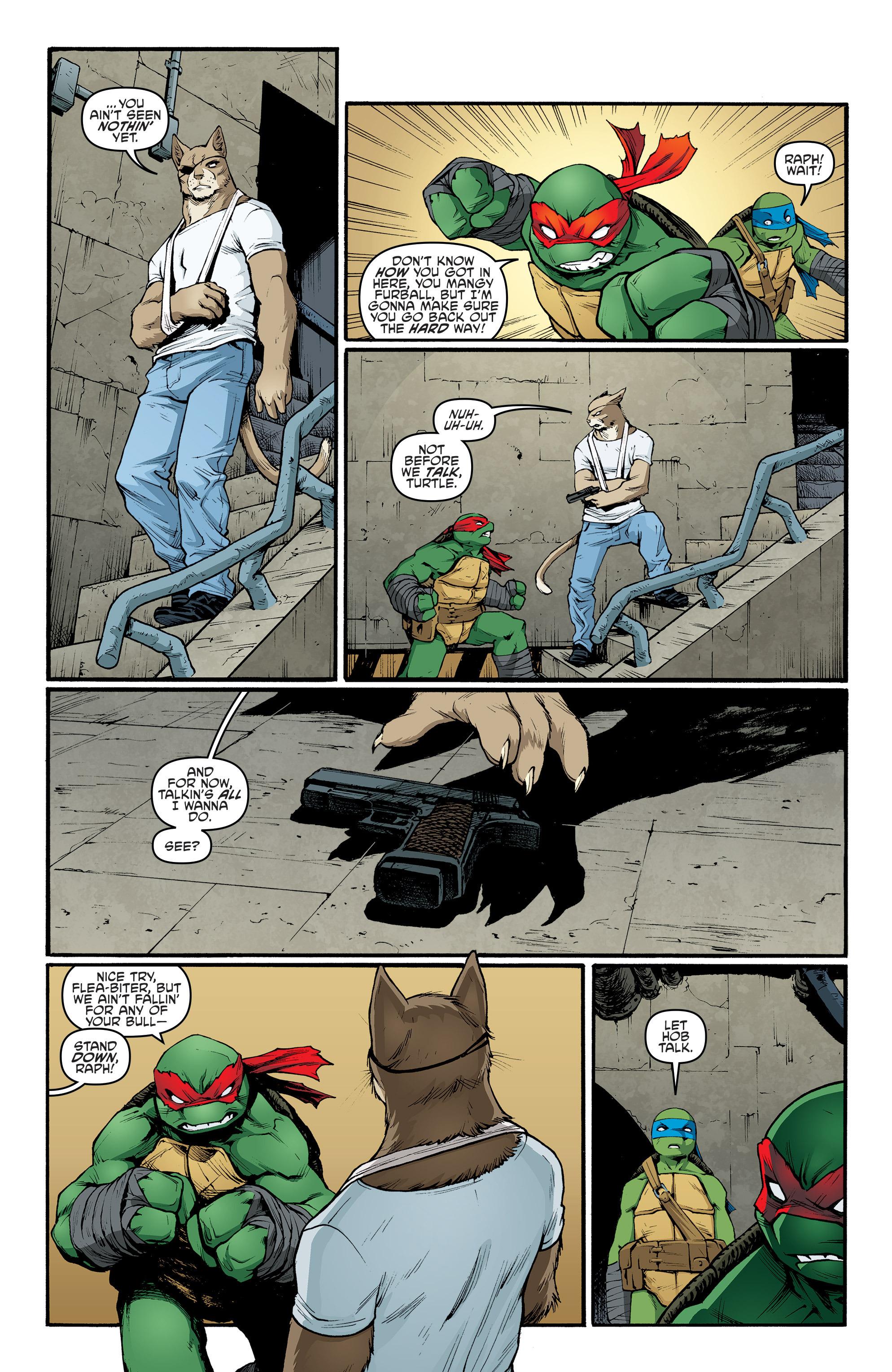 Read online Teenage Mutant Ninja Turtles (2011) comic -  Issue #68 - 5