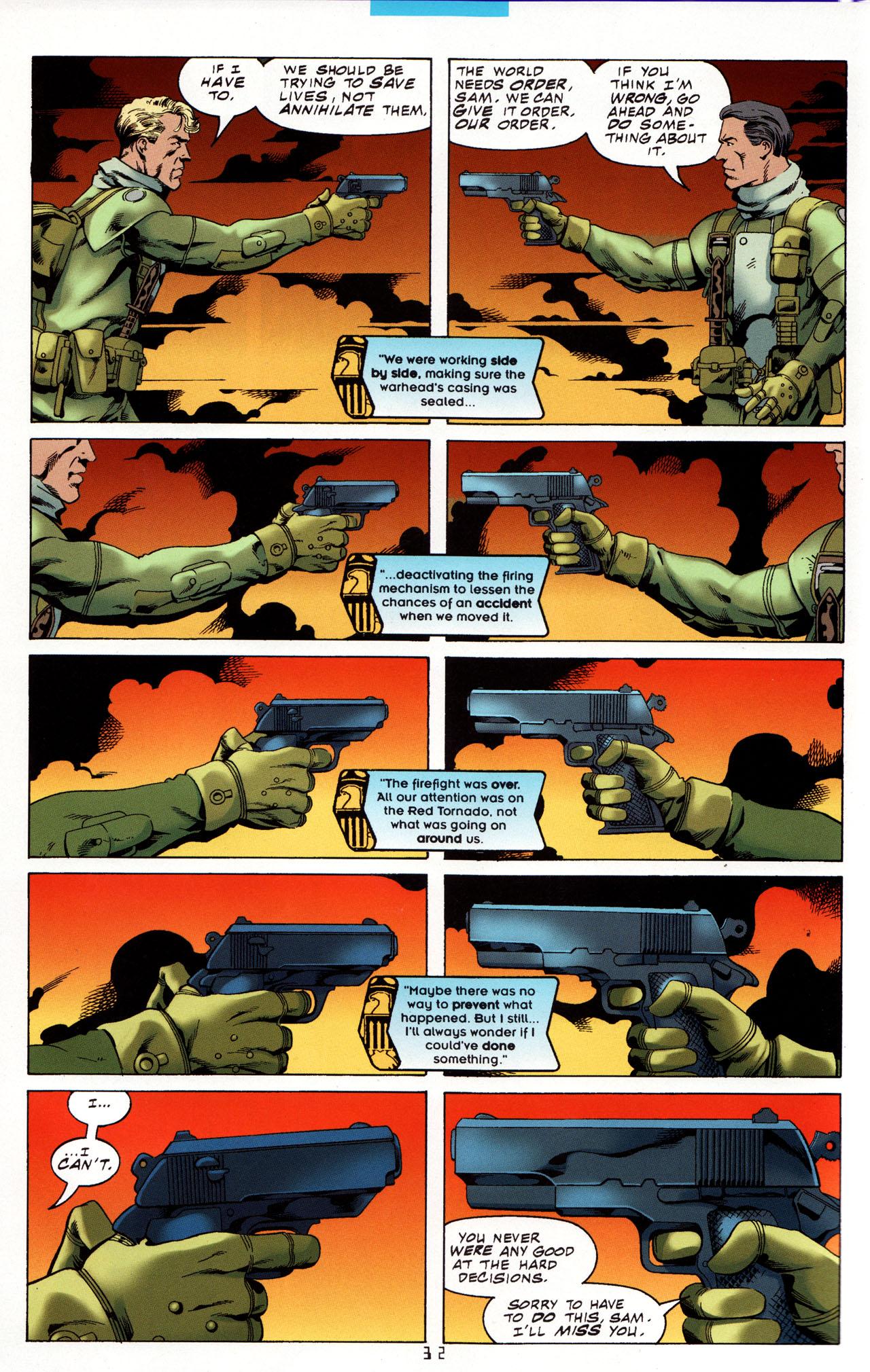 Read online Tangent Comics/ Metal Men comic -  Issue # Full - 31