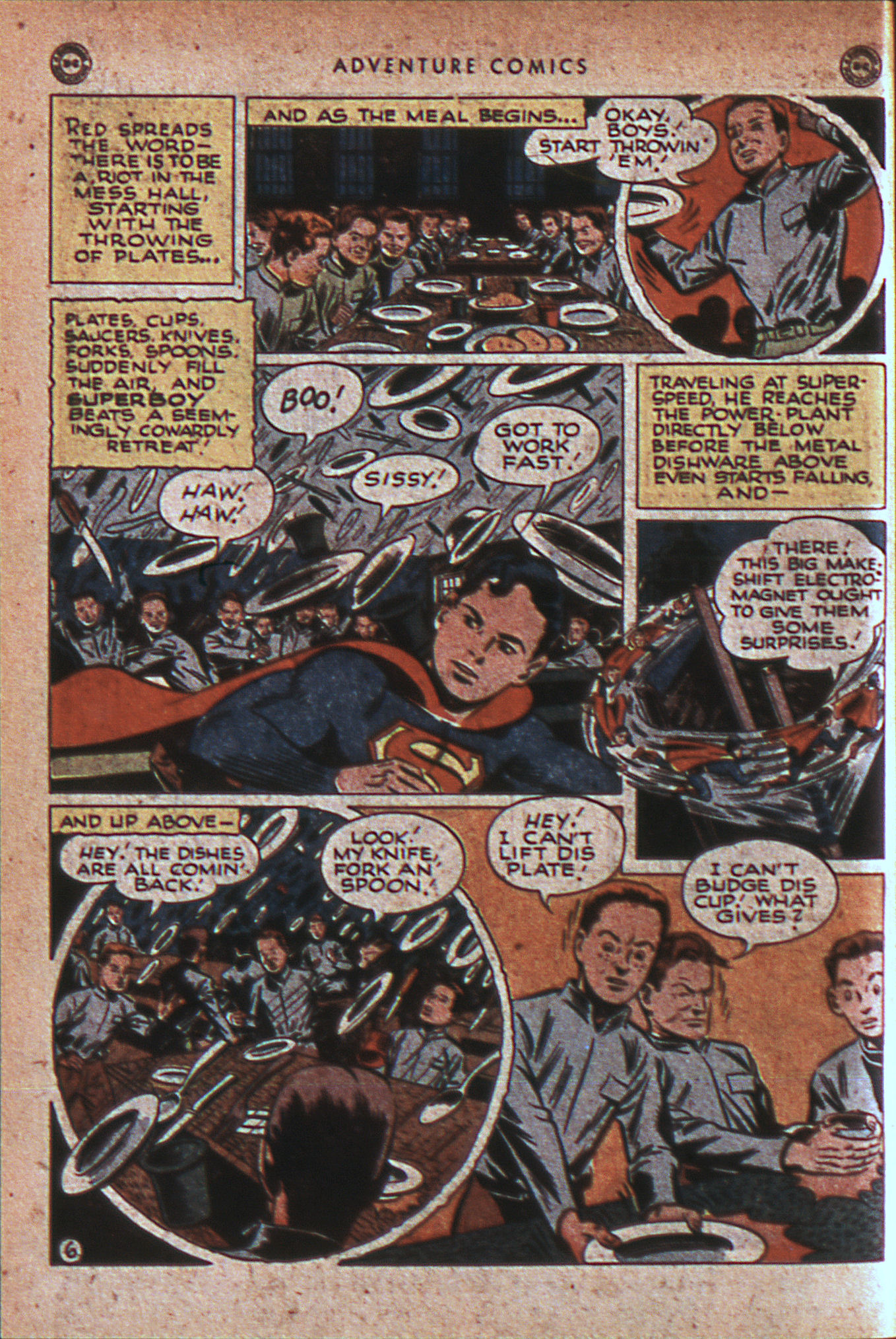 Read online Adventure Comics (1938) comic -  Issue #124 - 9