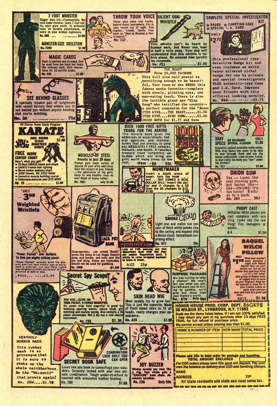 Read online Secret Origins (1973) comic -  Issue #1 - 28