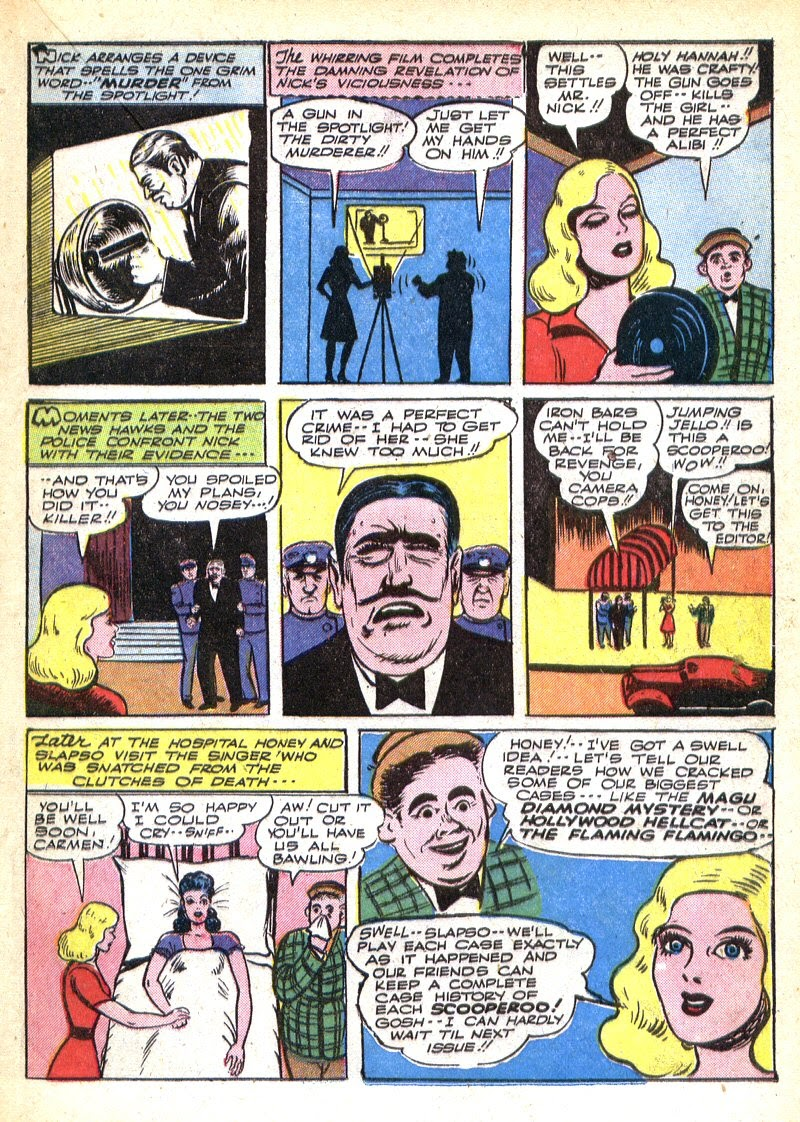Green Hornet Comics issue 7 - Page 27