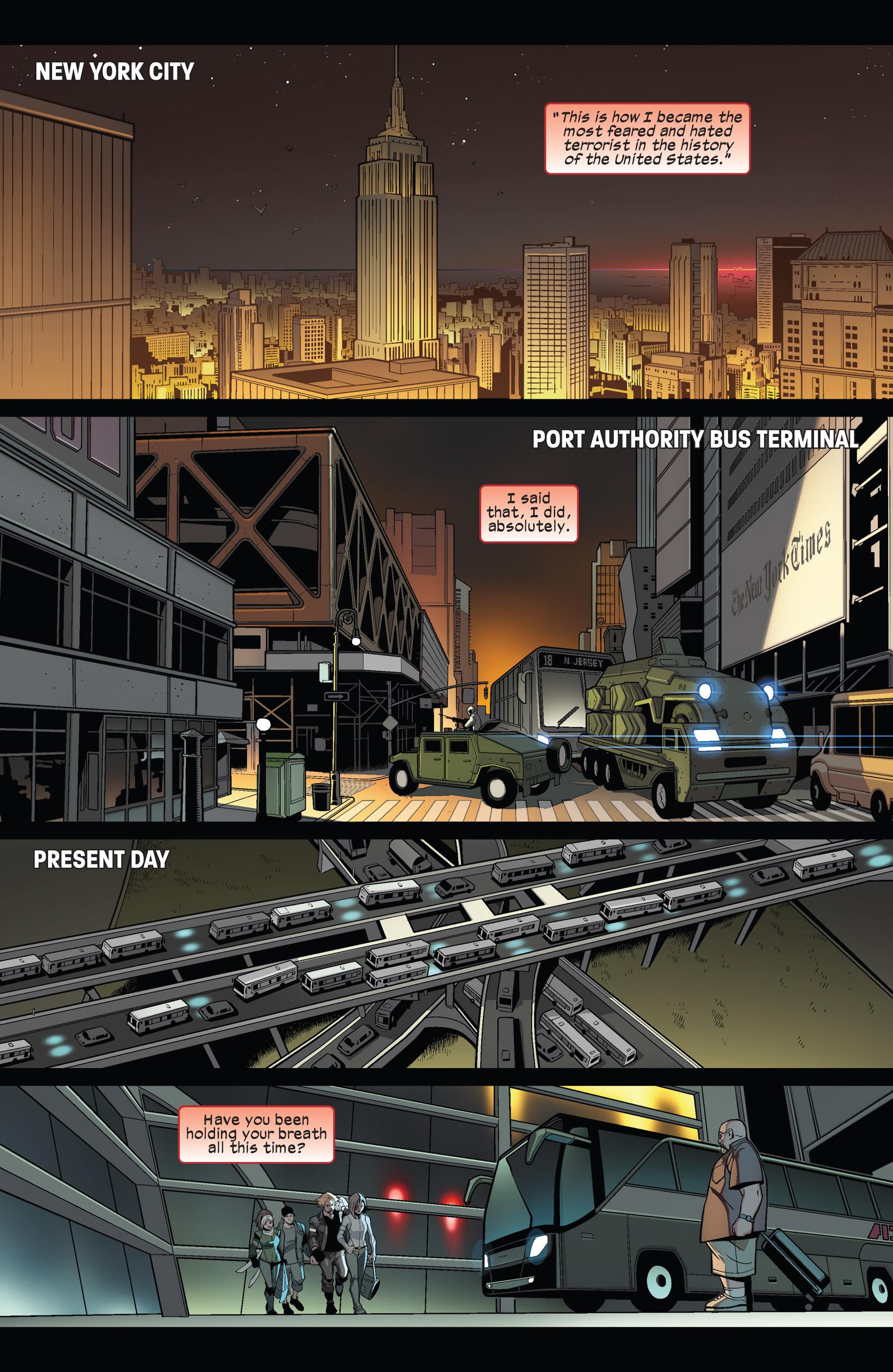 Read online Ultimate Comics X-Men comic -  Issue #13 - 3