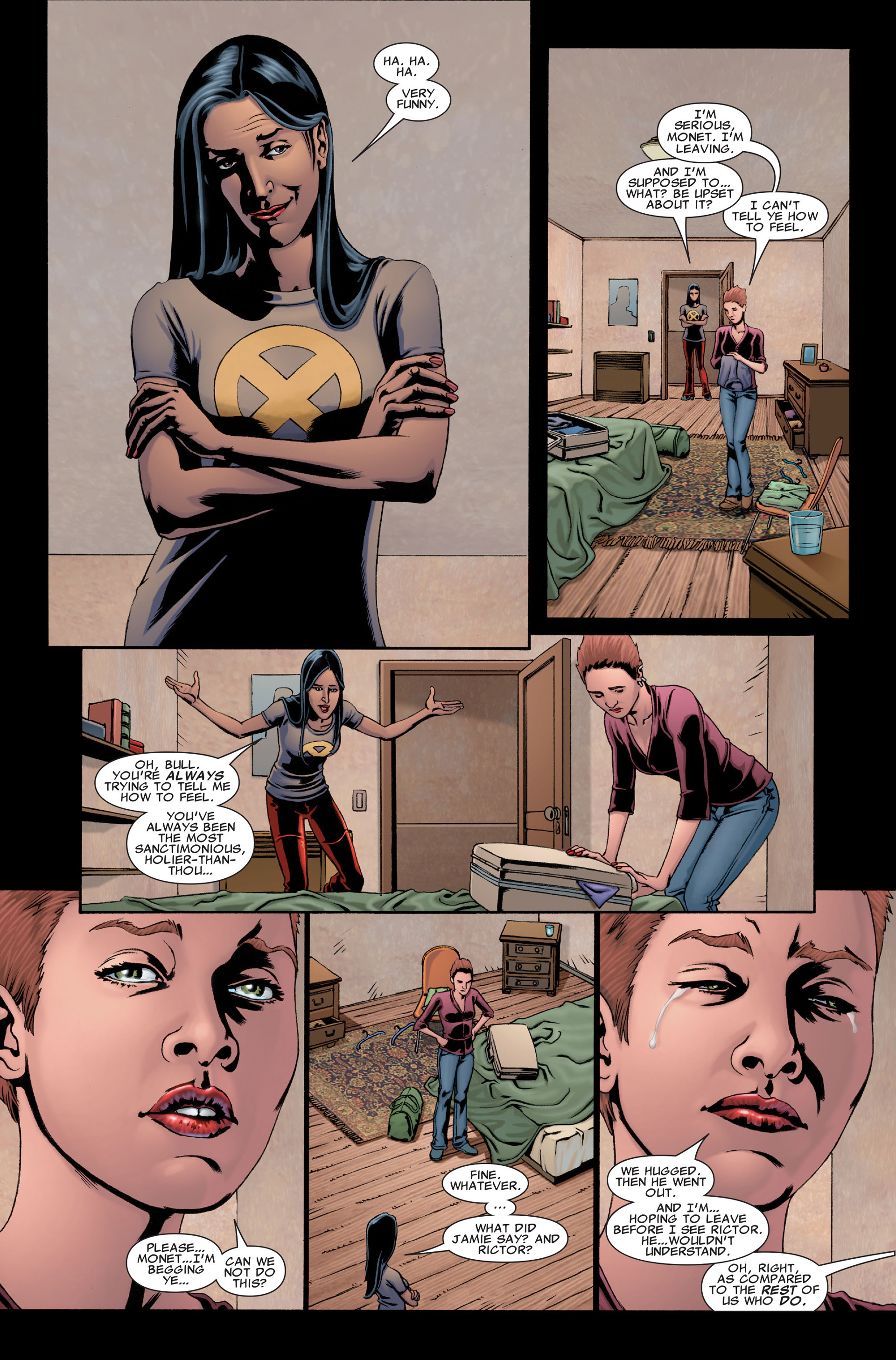 Read online X-Factor (2006) comic -  Issue #28 - 14