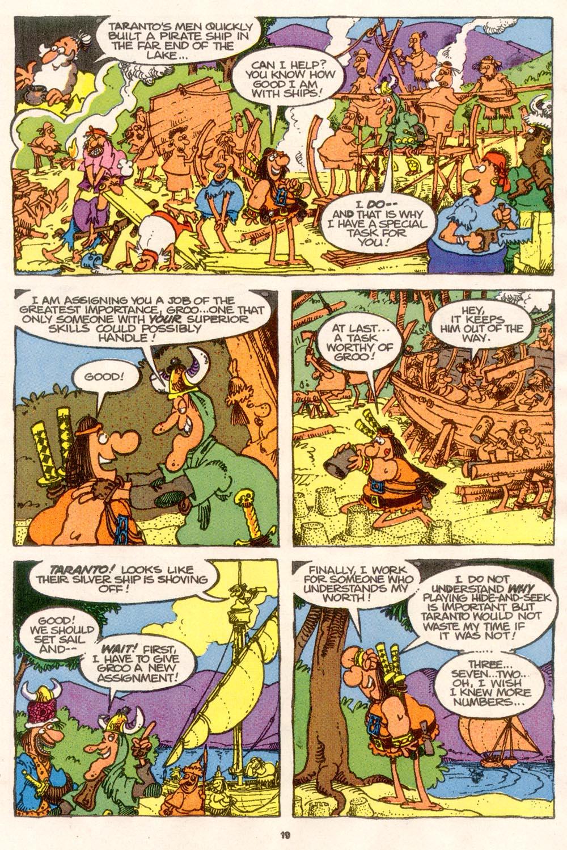 Read online Sergio Aragonés Groo the Wanderer comic -  Issue #76 - 15