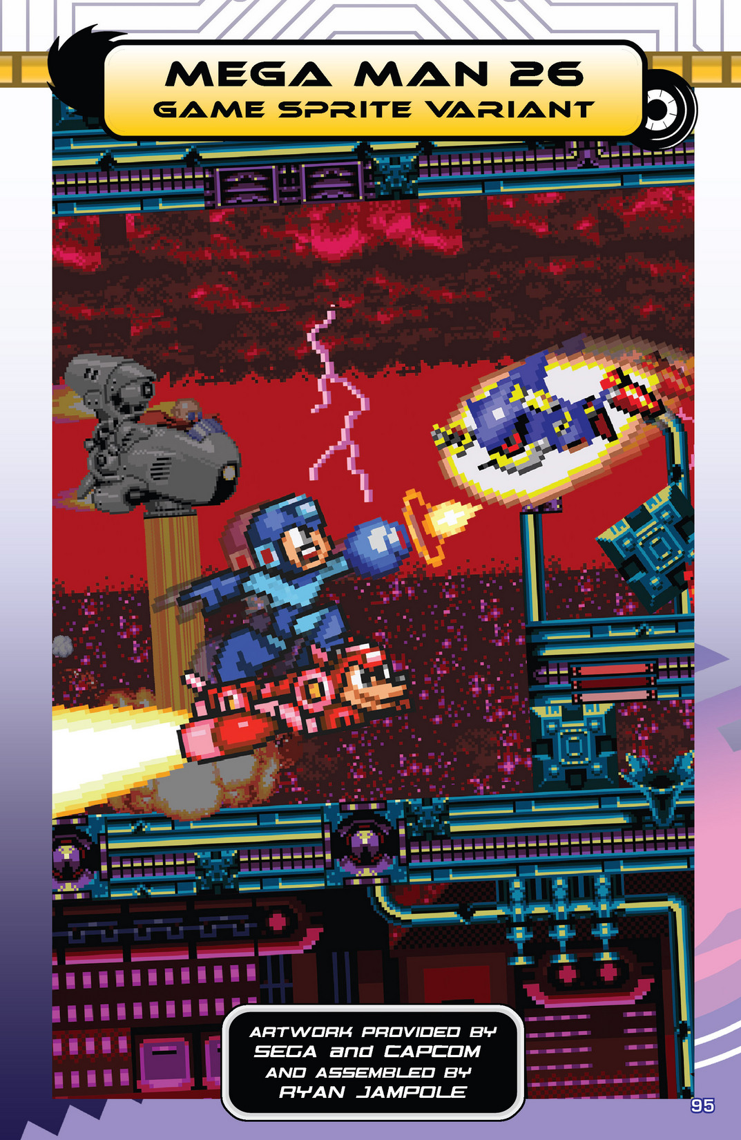 Read online Sonic Mega Man Worlds Collide comic -  Issue # Vol 2 - 113