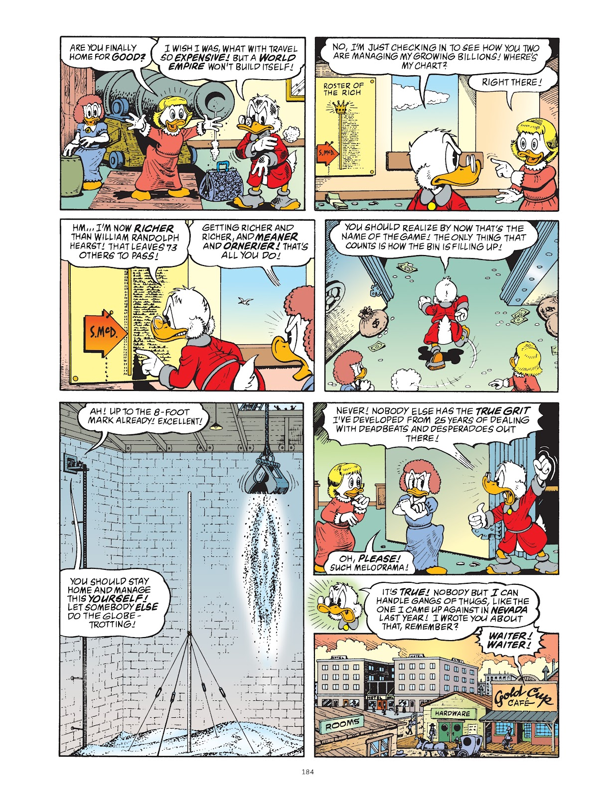 Read online The Complete Life and Times of Scrooge McDuck comic -  Issue # TPB 1 (Part 2) - 79