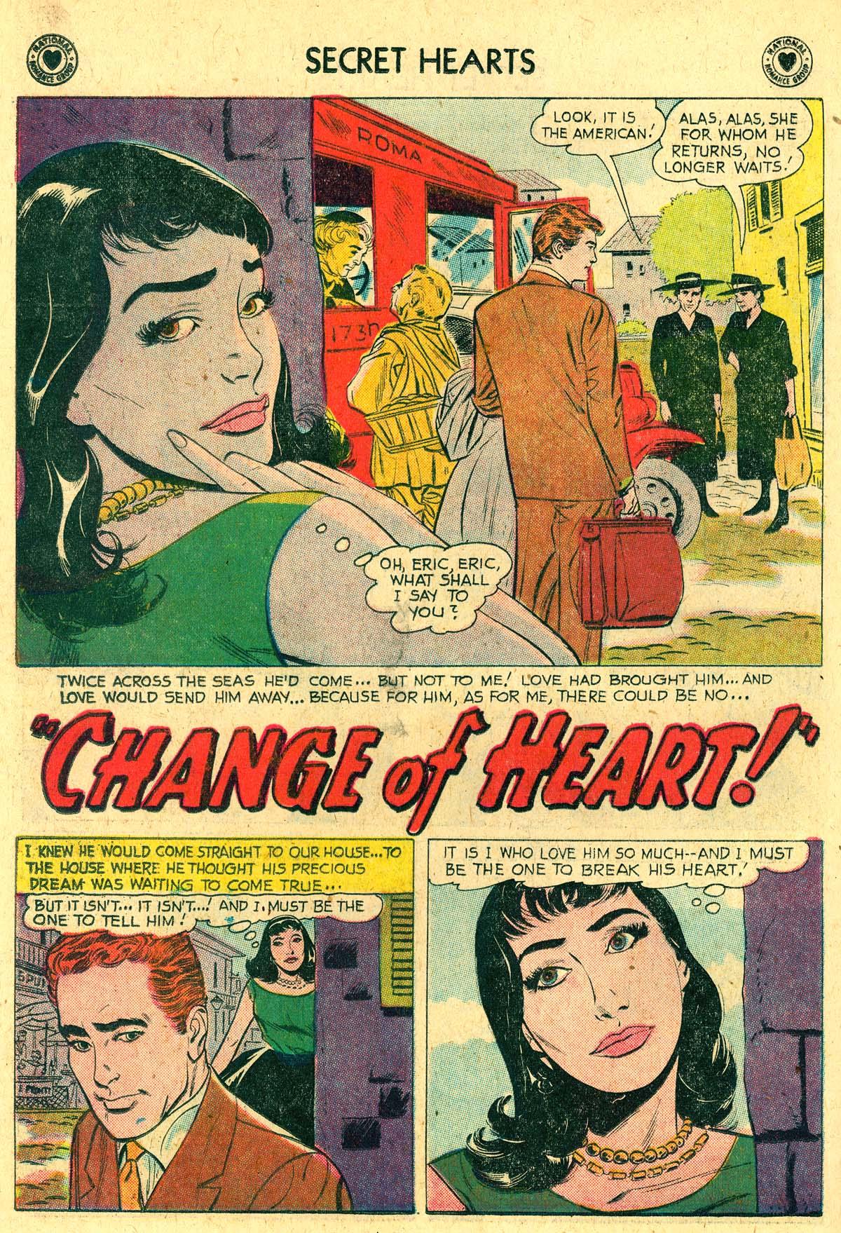 Read online Secret Hearts comic -  Issue #57 - 18