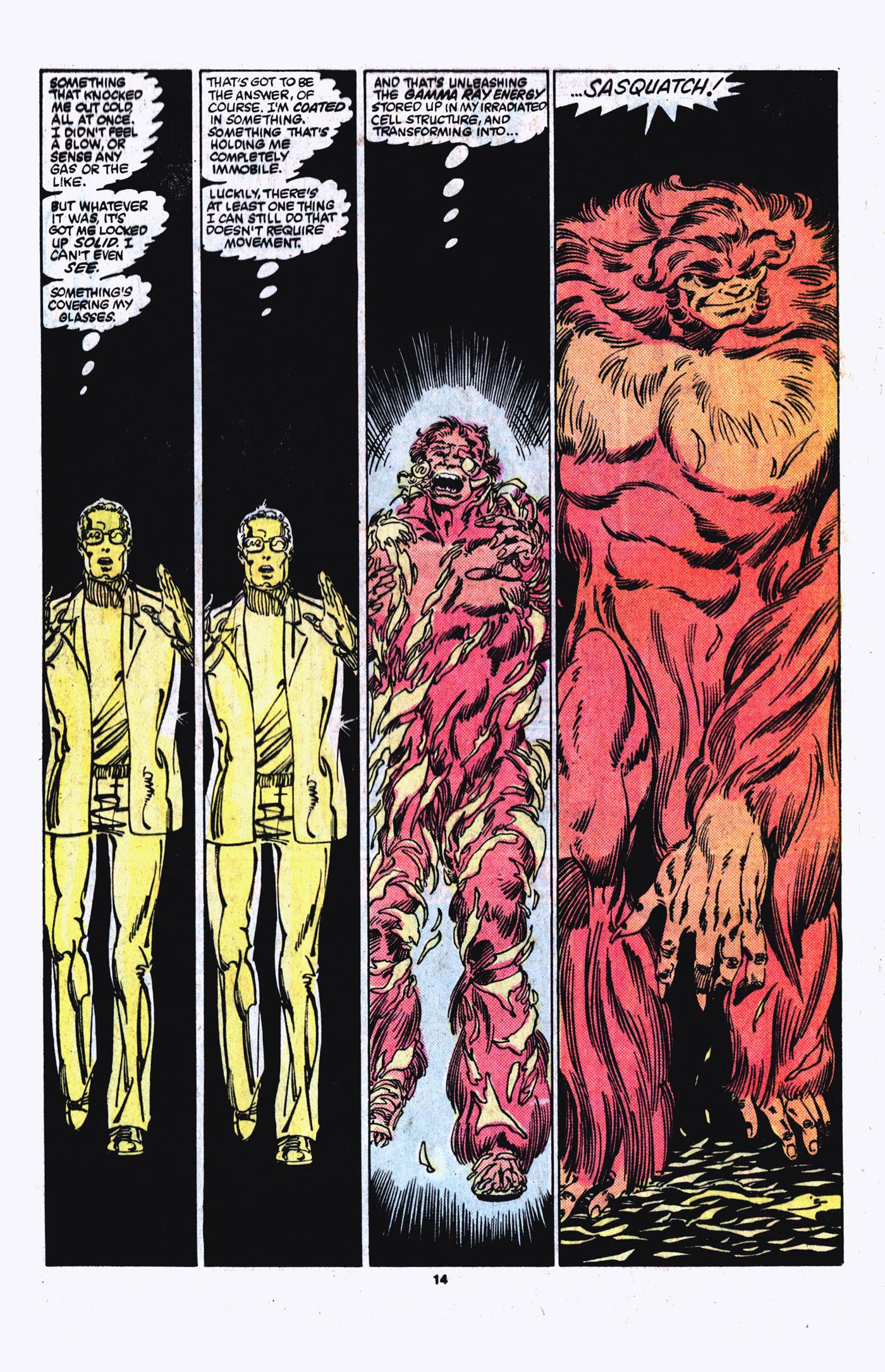 Read online Alpha Flight (1983) comic -  Issue #21 - 15