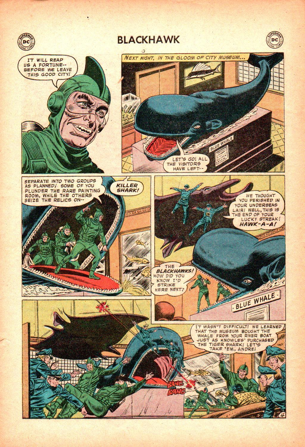 Blackhawk (1957) Issue #128 #21 - English 28