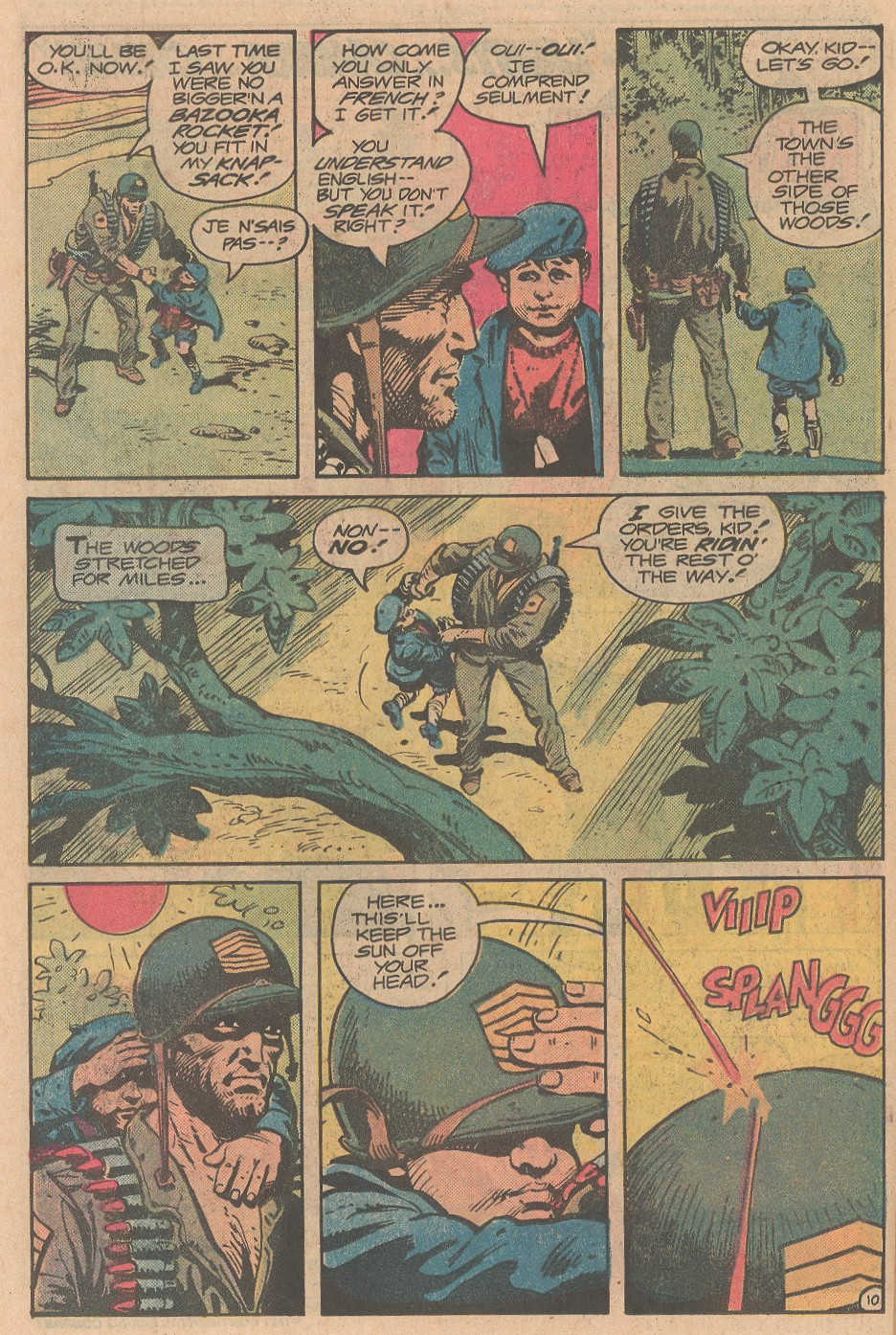 Read online Sgt. Rock comic -  Issue #357 - 11