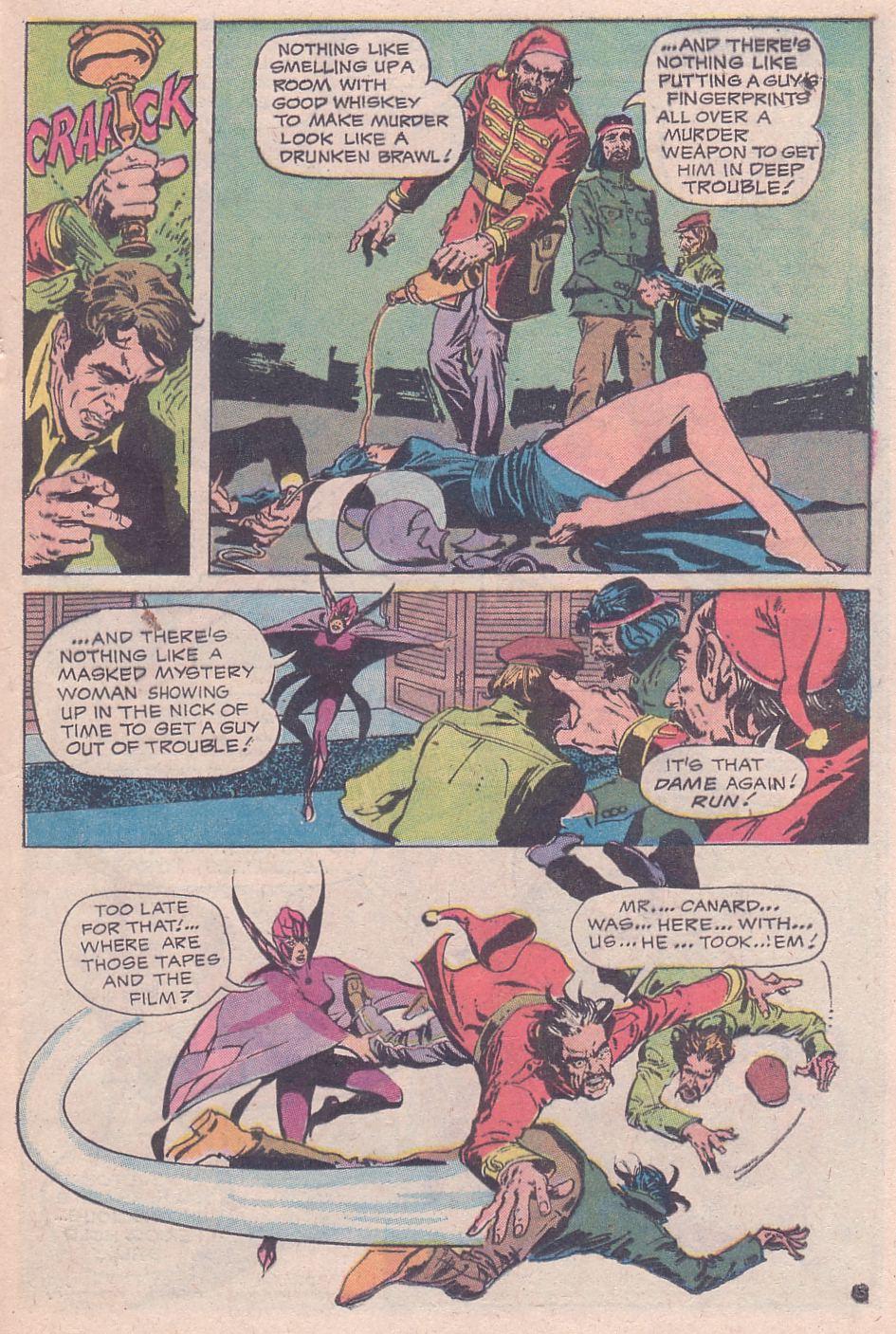 Read online Adventure Comics (1938) comic -  Issue #428 - 21