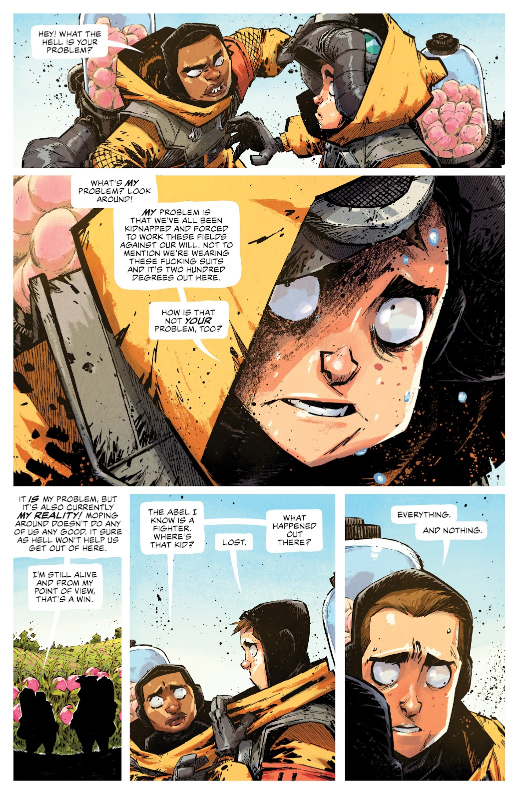 Read online Middlewest comic -  Issue #13 - 15