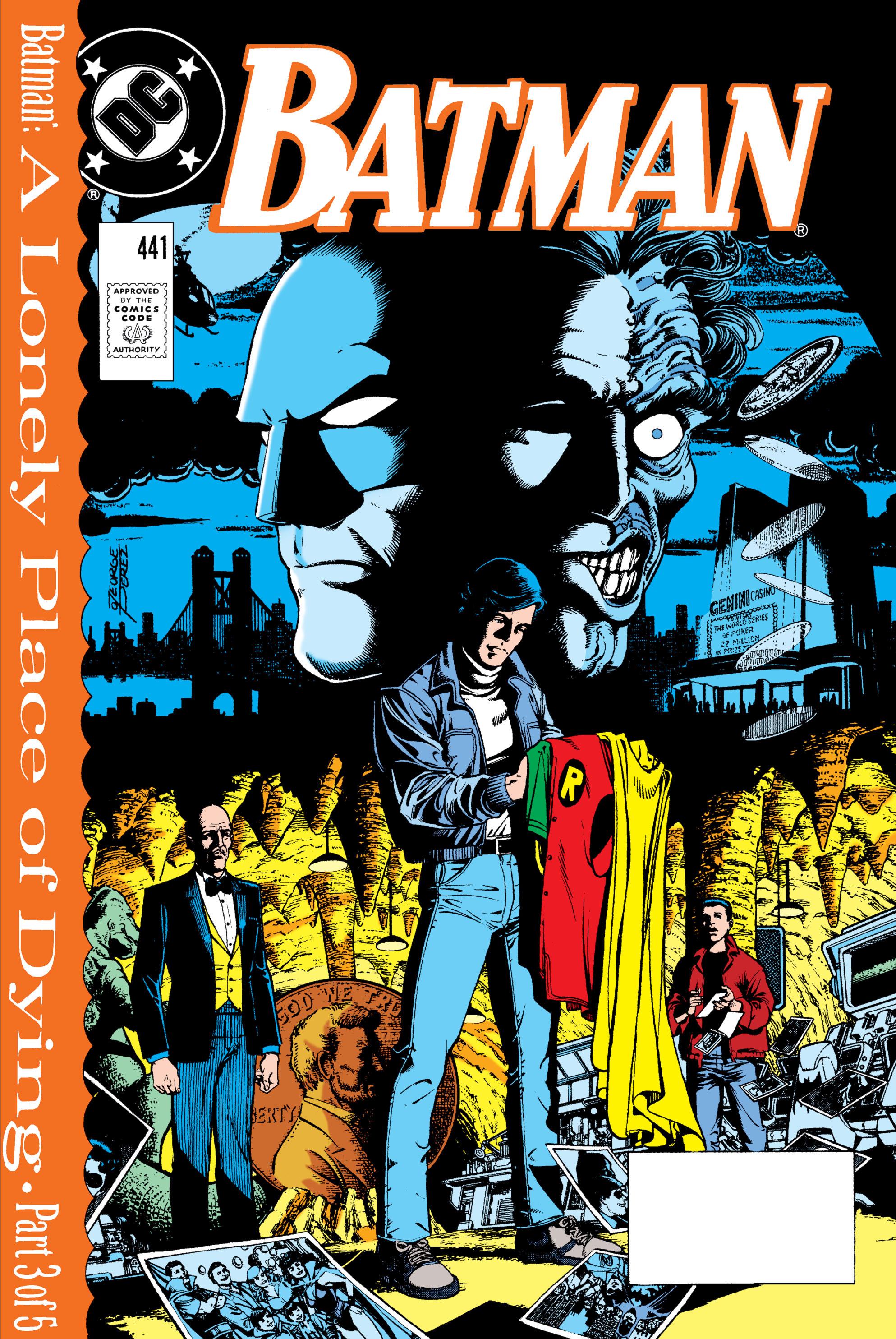 Batman (1940) 441 Page 1