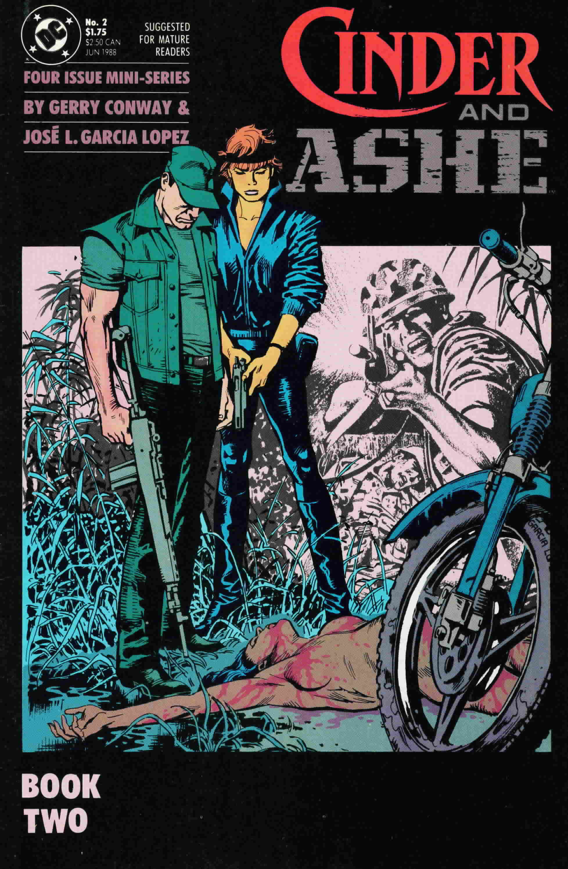 Read online Cinder and Ashe comic -  Issue #2 - 1