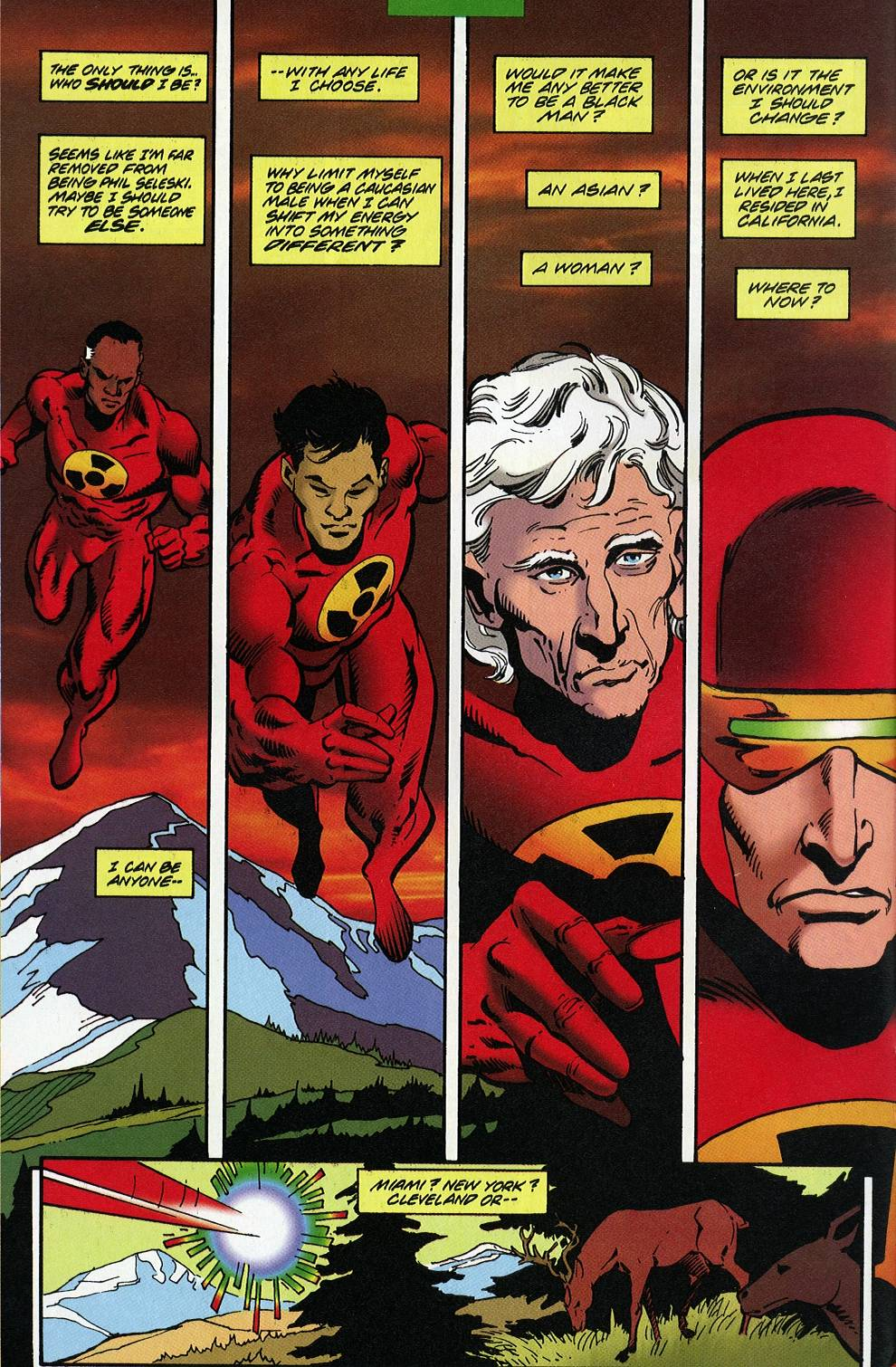 Read online Solar, Man of the Atom comic -  Issue #53 - 10