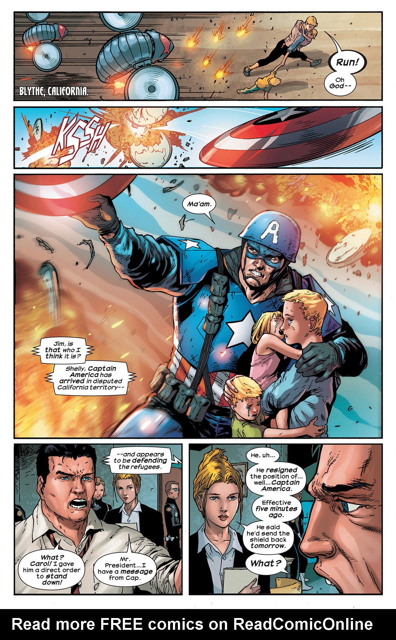 Read online Ultimate Comics Ultimates comic -  Issue #15 - 13