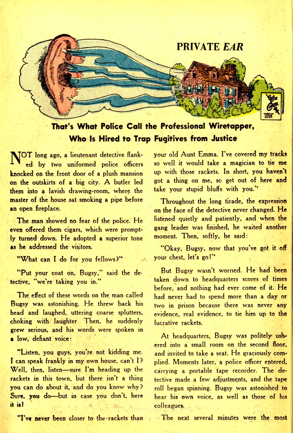 Read online Detective Comics (1937) comic -  Issue #211 - 31