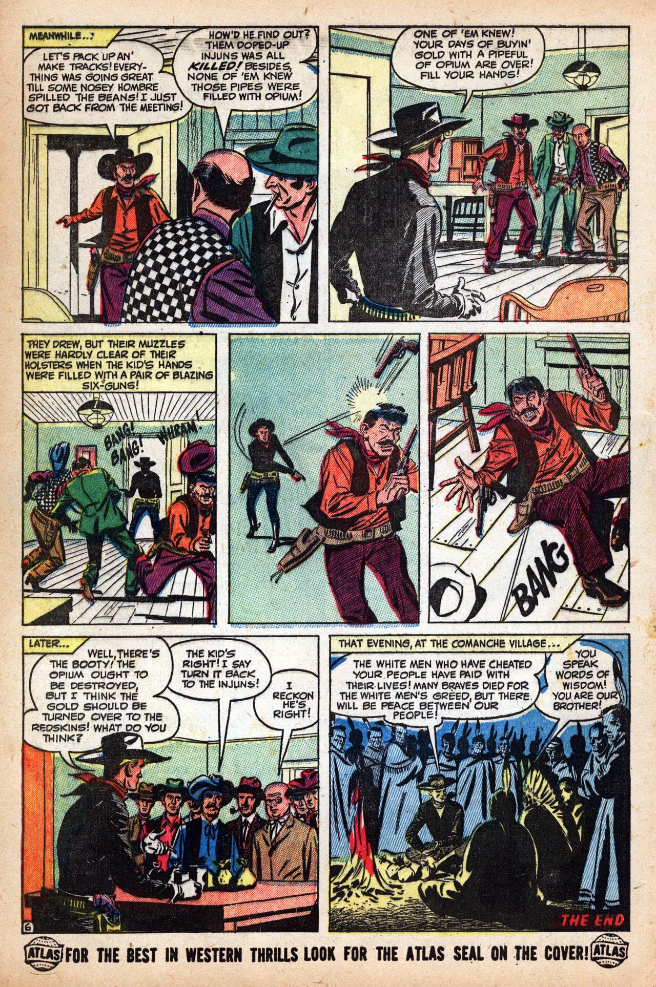 Read online Two-Gun Kid comic -  Issue #14 - 8