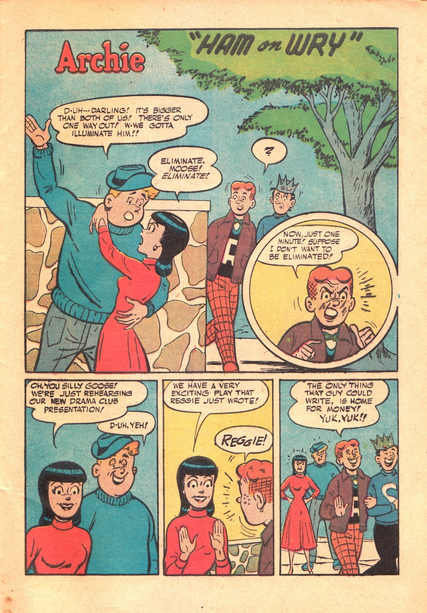 Archie Comics issue 089 - Page 29