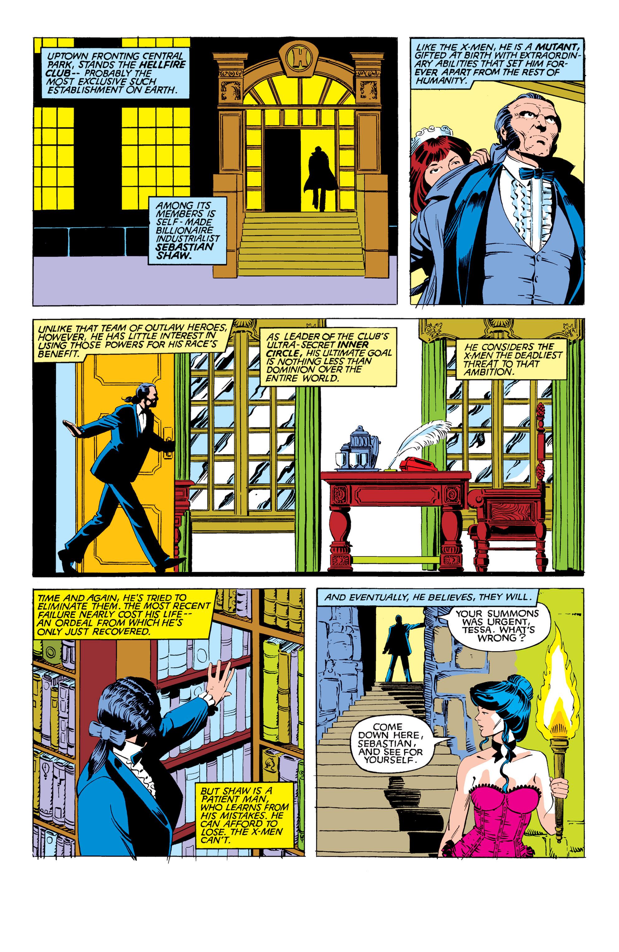 Read online Uncanny X-Men (1963) comic -  Issue #169 - 7