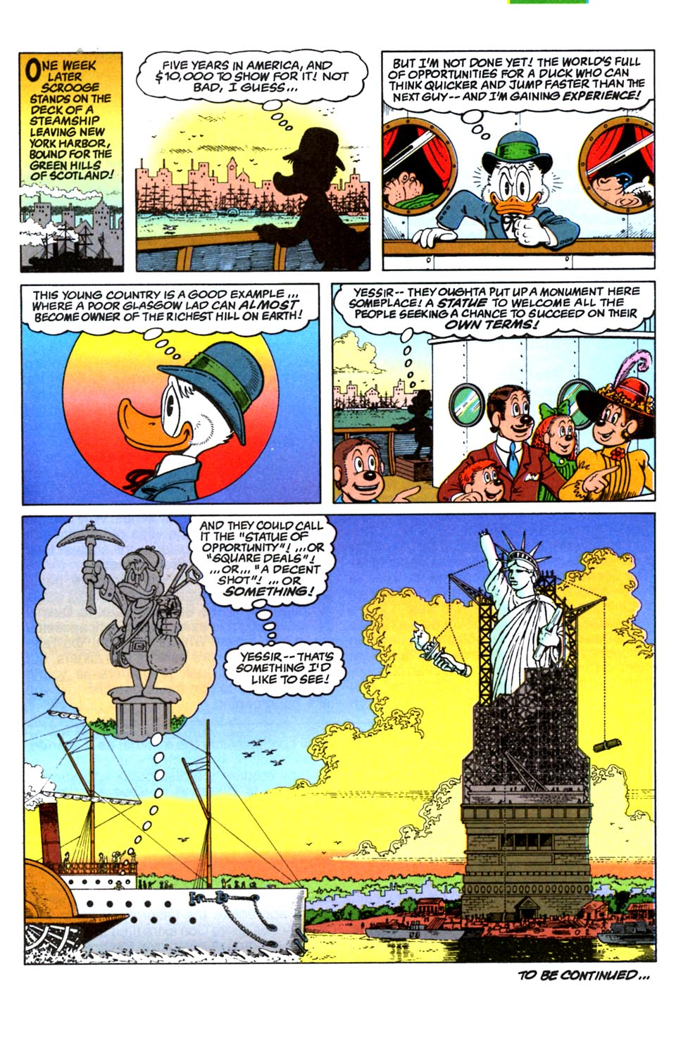 Read online Uncle Scrooge (1953) comic -  Issue #288 - 17