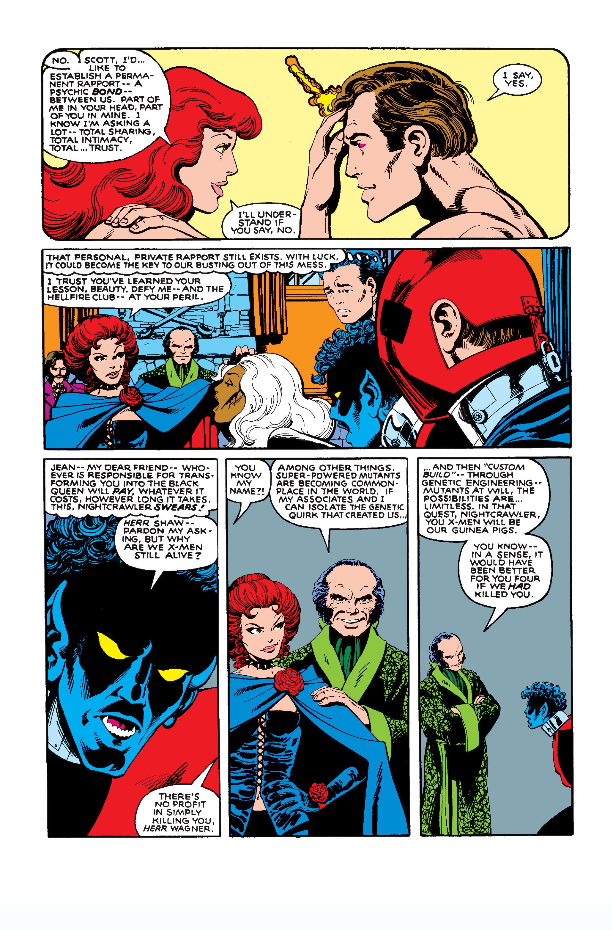 Read online Uncanny X-Men (1963) comic -  Issue #133 - 9