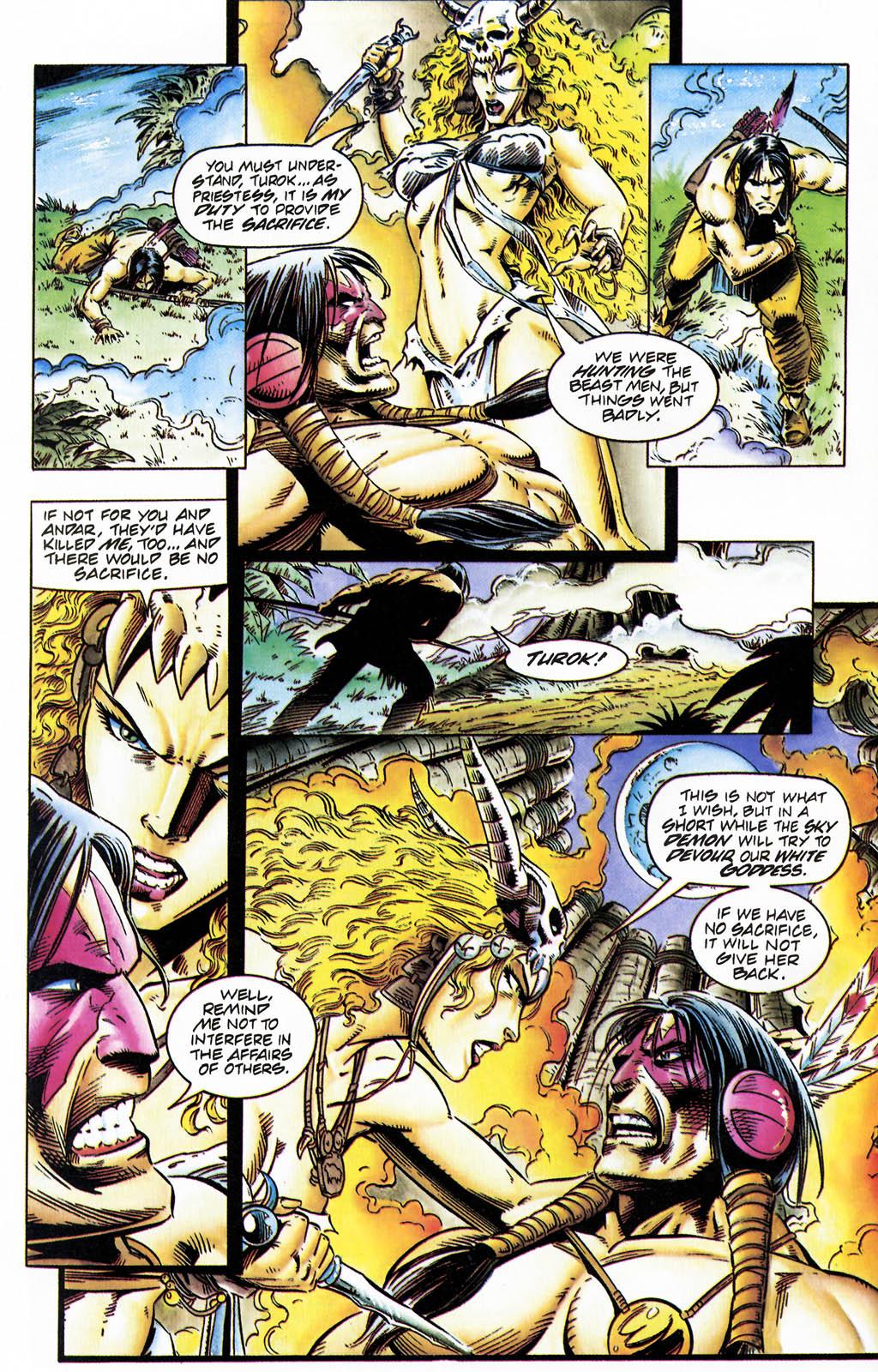 Read online Turok, Dinosaur Hunter (1993) comic -  Issue #35 - 13